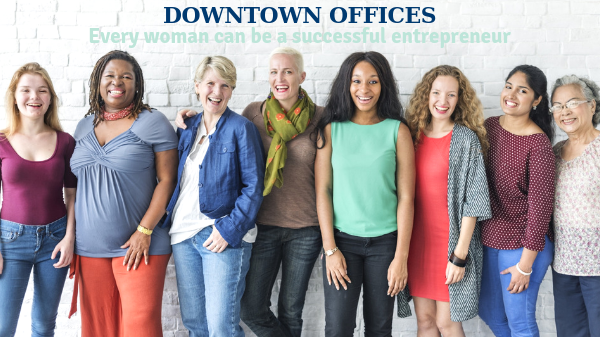 Barcelona Women Entrepreneurs - Downtown Offices Community