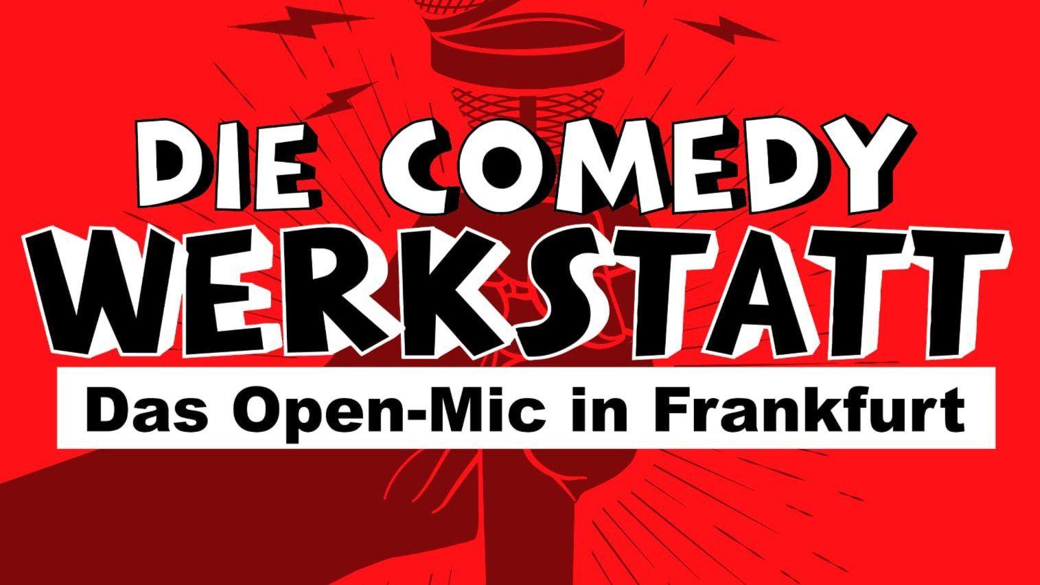Das Open Mic in Frankfurt (Deutsch)