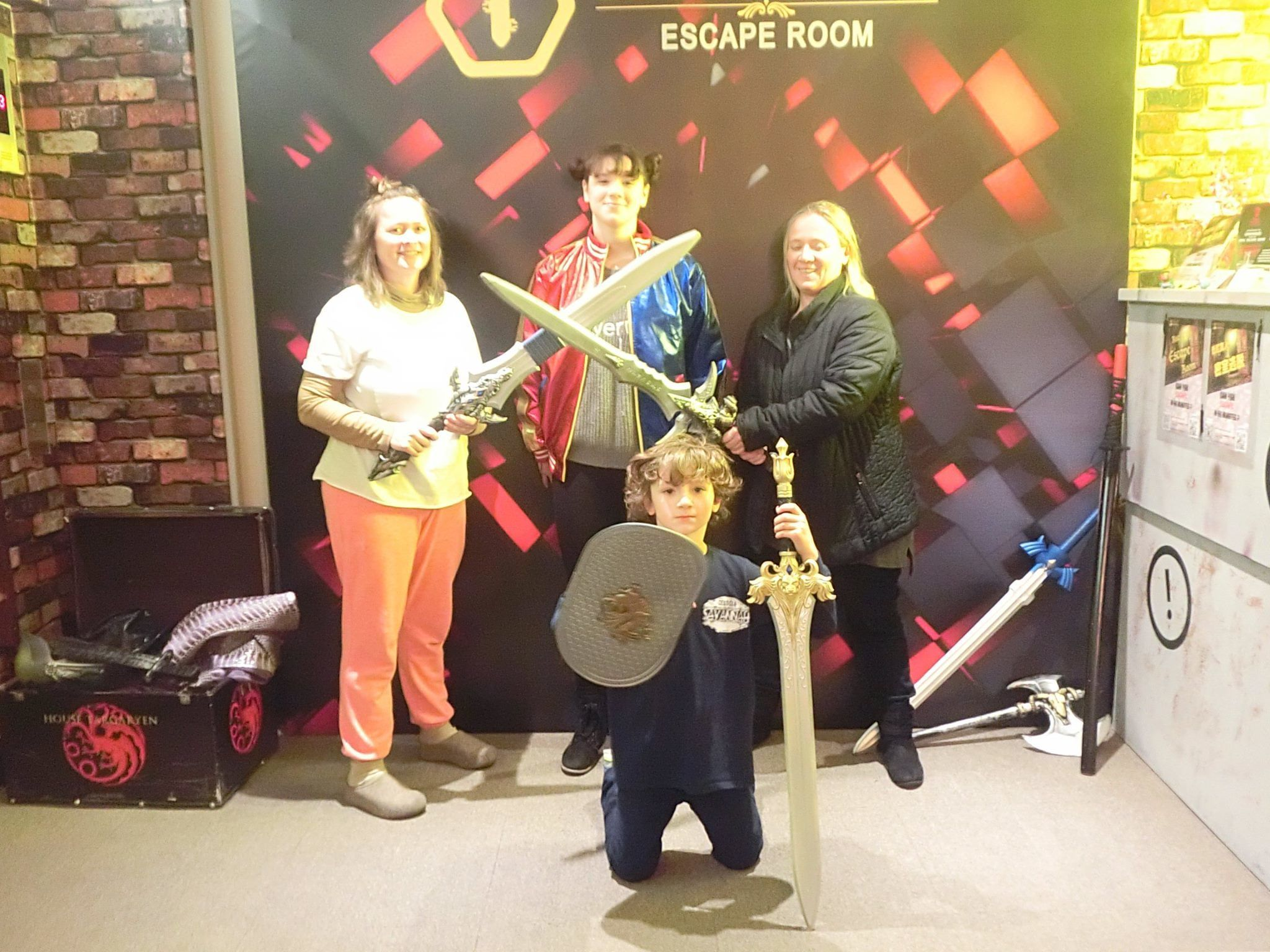 Escape Rooms For Large Groups Ct