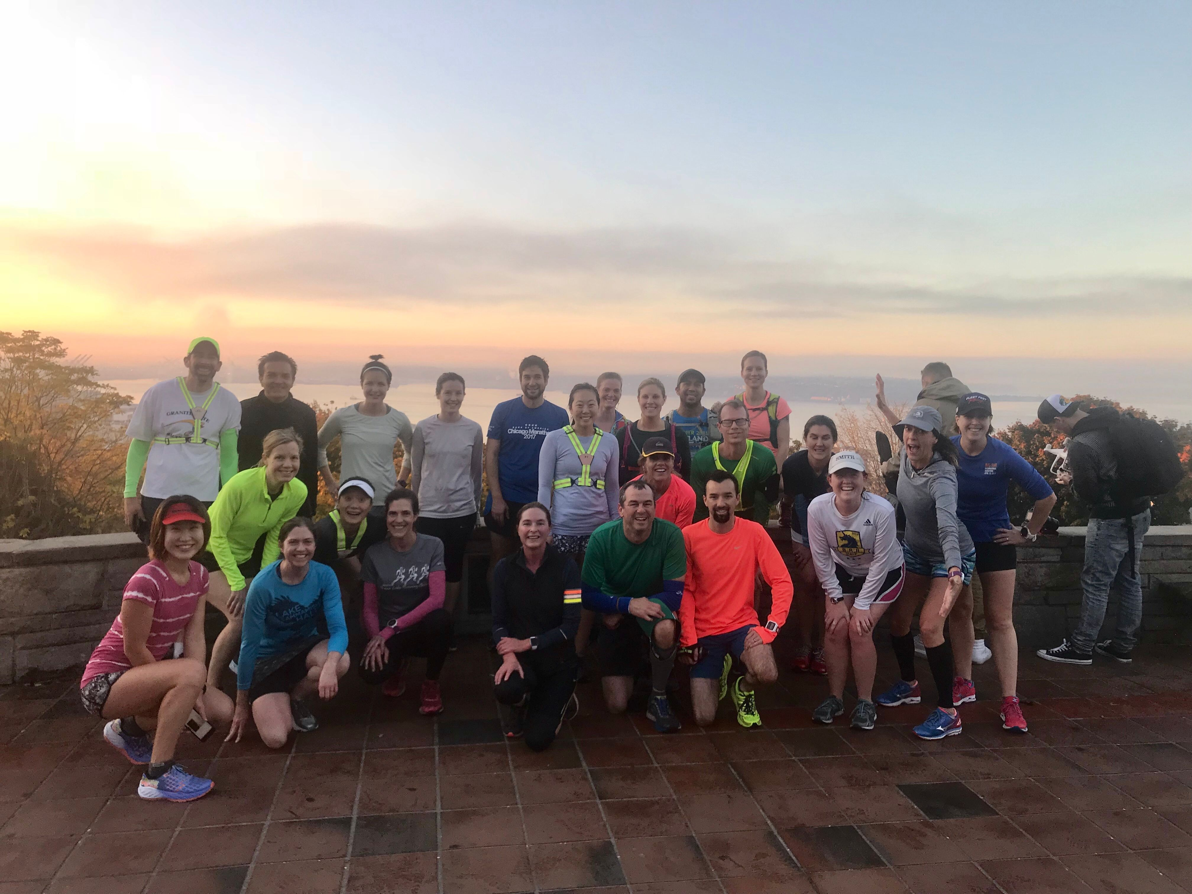 Seattle Green Lake Running Group