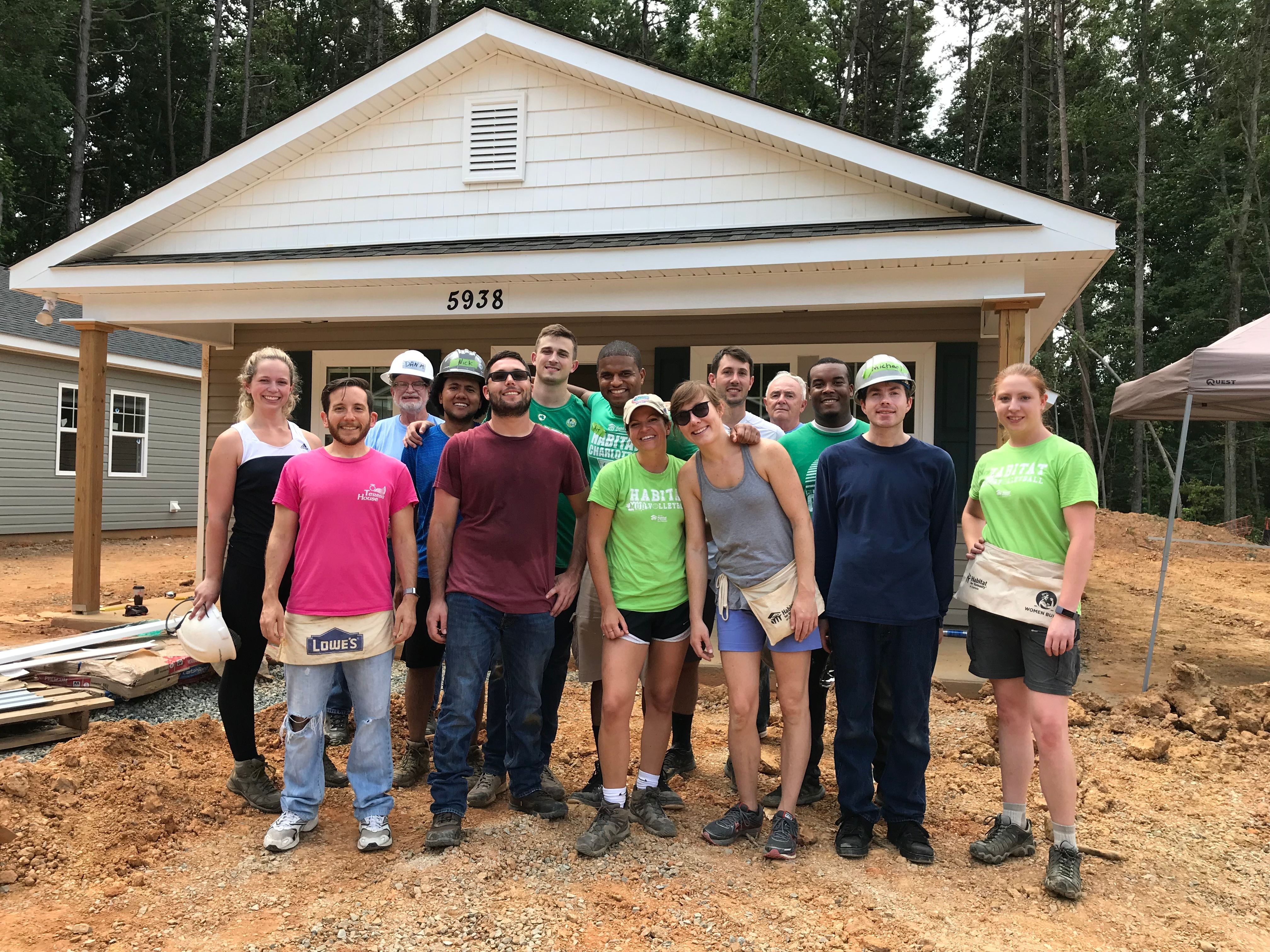 Habitat for Humanity Young Professionals - Charlotte