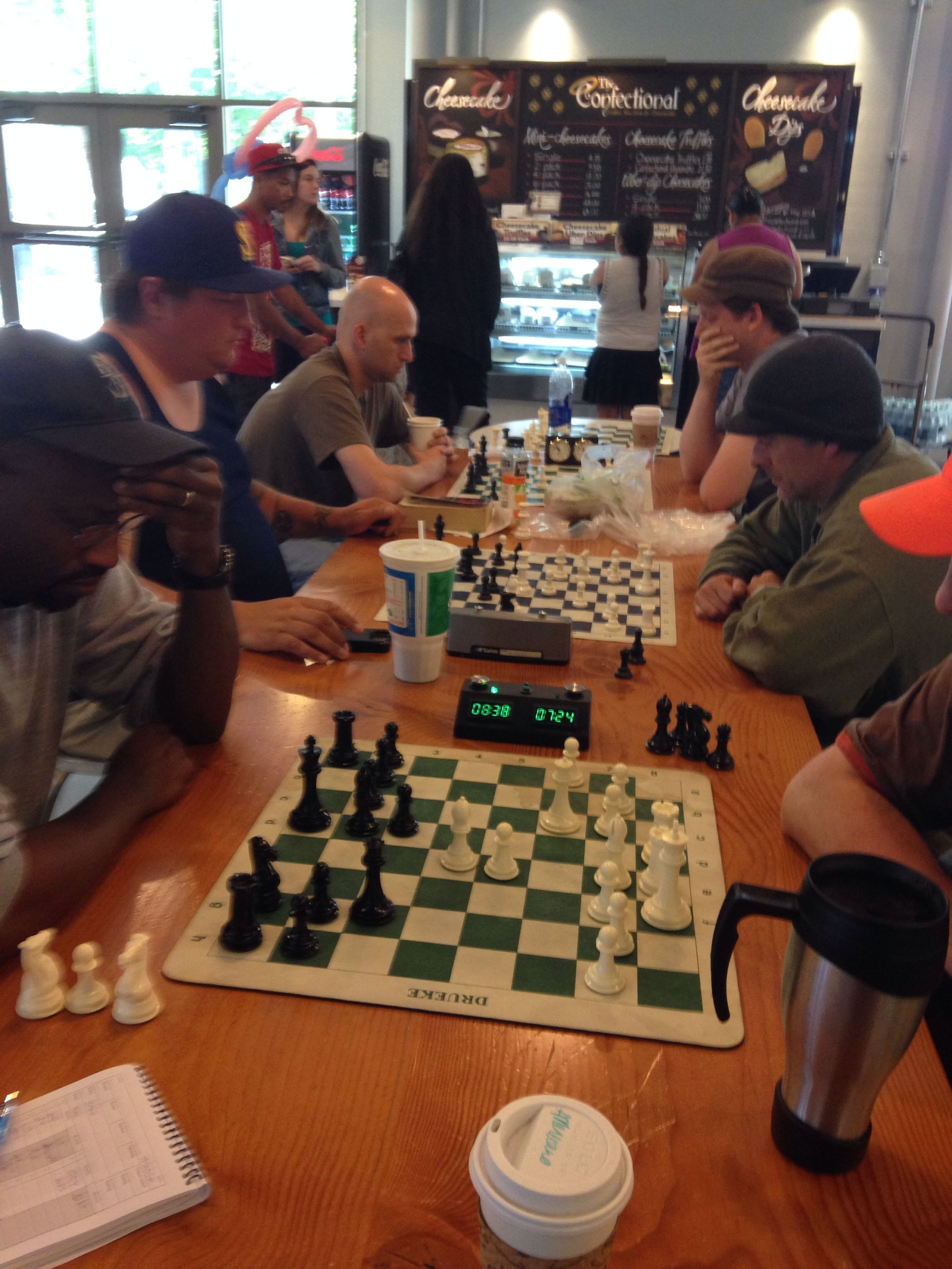 The Seattle Chess Meetup
