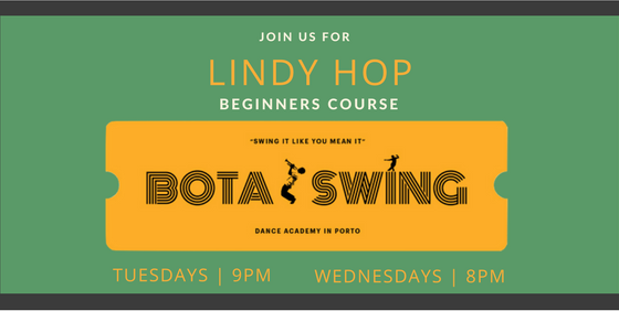 Lindy Hop - Beginners Course