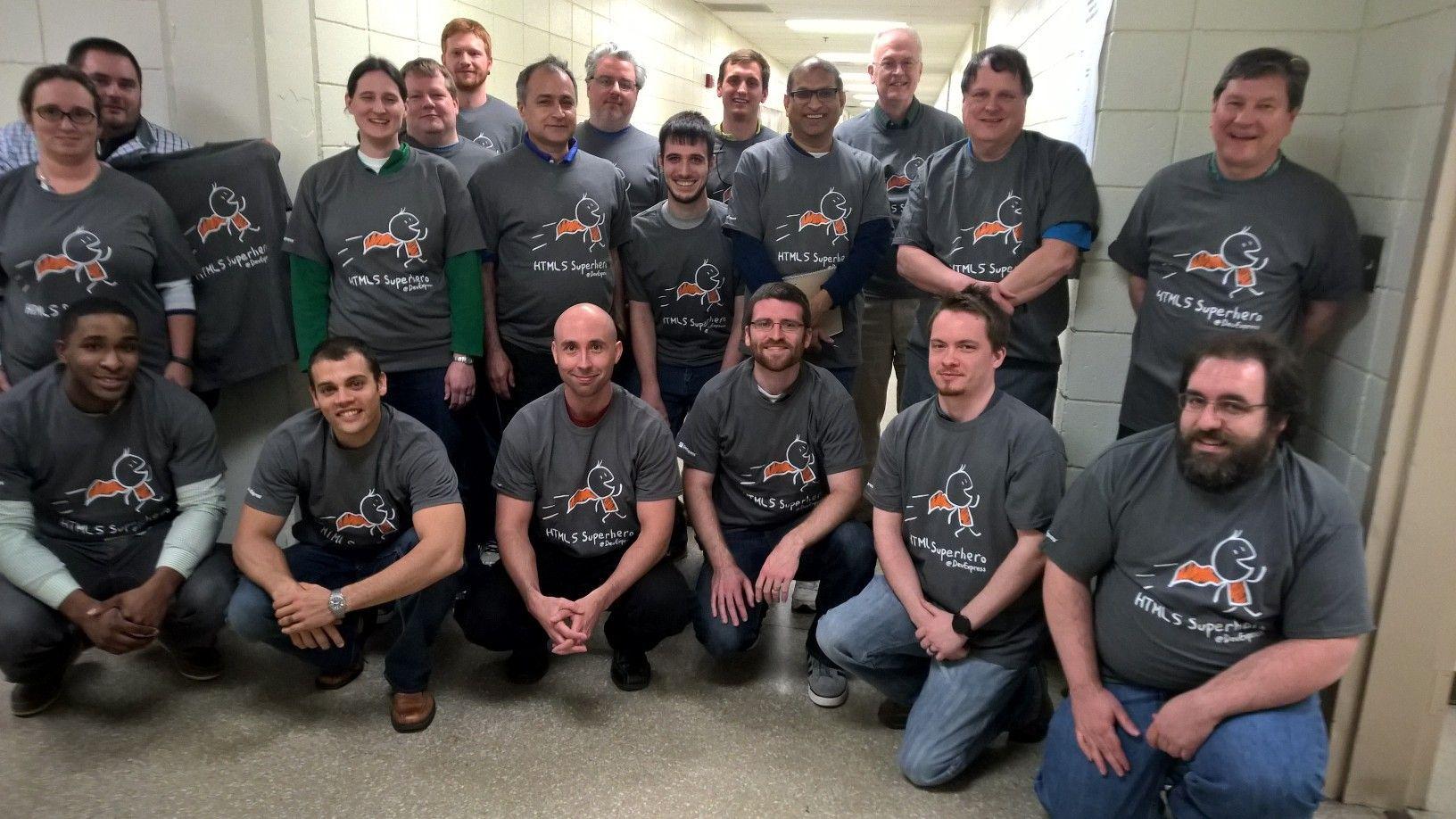 Greenville Spartanburg Developers' Guild