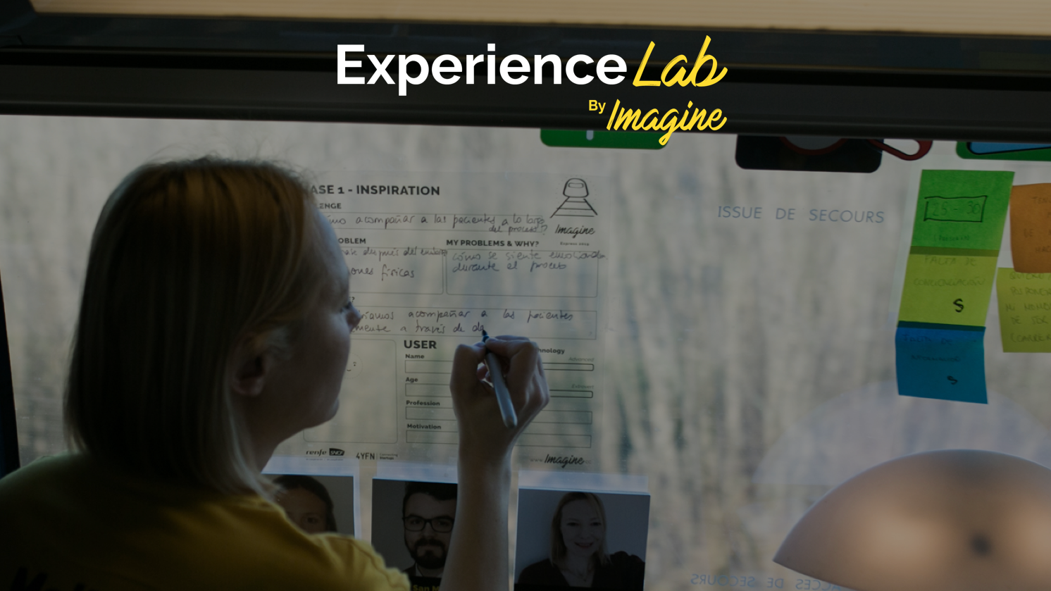 Experience_Lab by Imagine