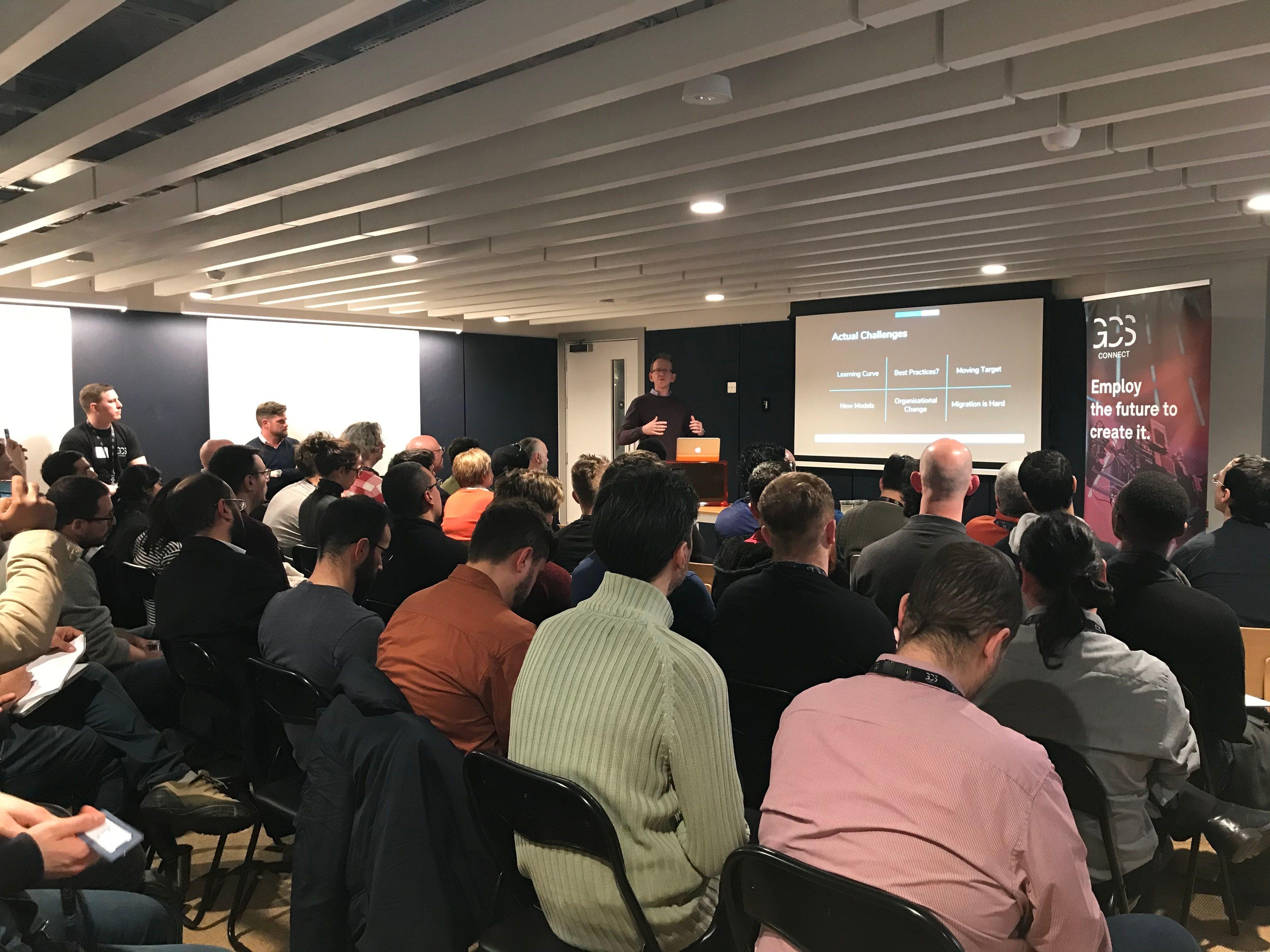 Dublin GCS Connect: Serverless