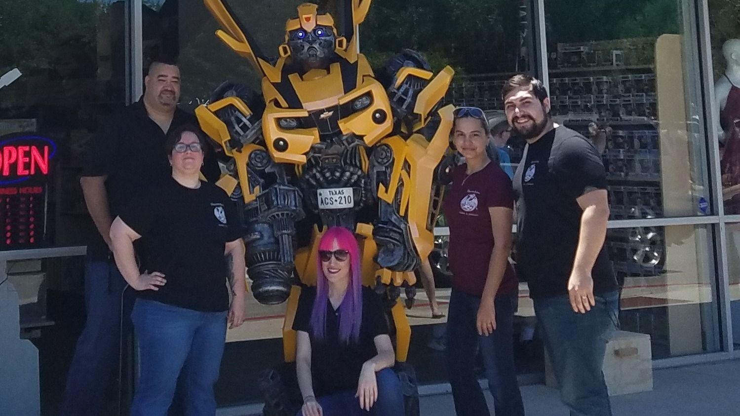 Dragons Lair Comics & Fantasy at Alamo Ranch