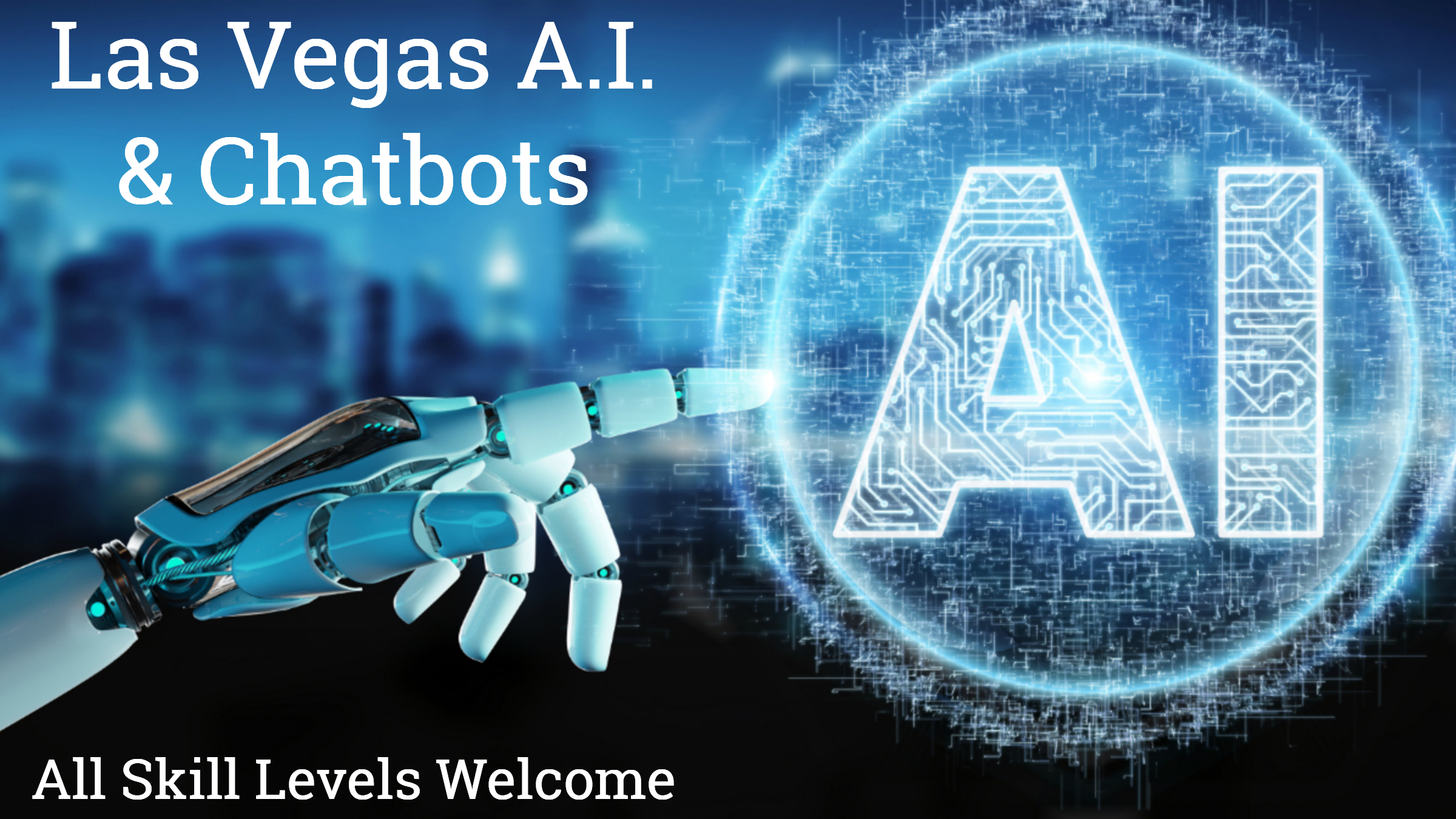 Las Vegas A.I. & Chatbots