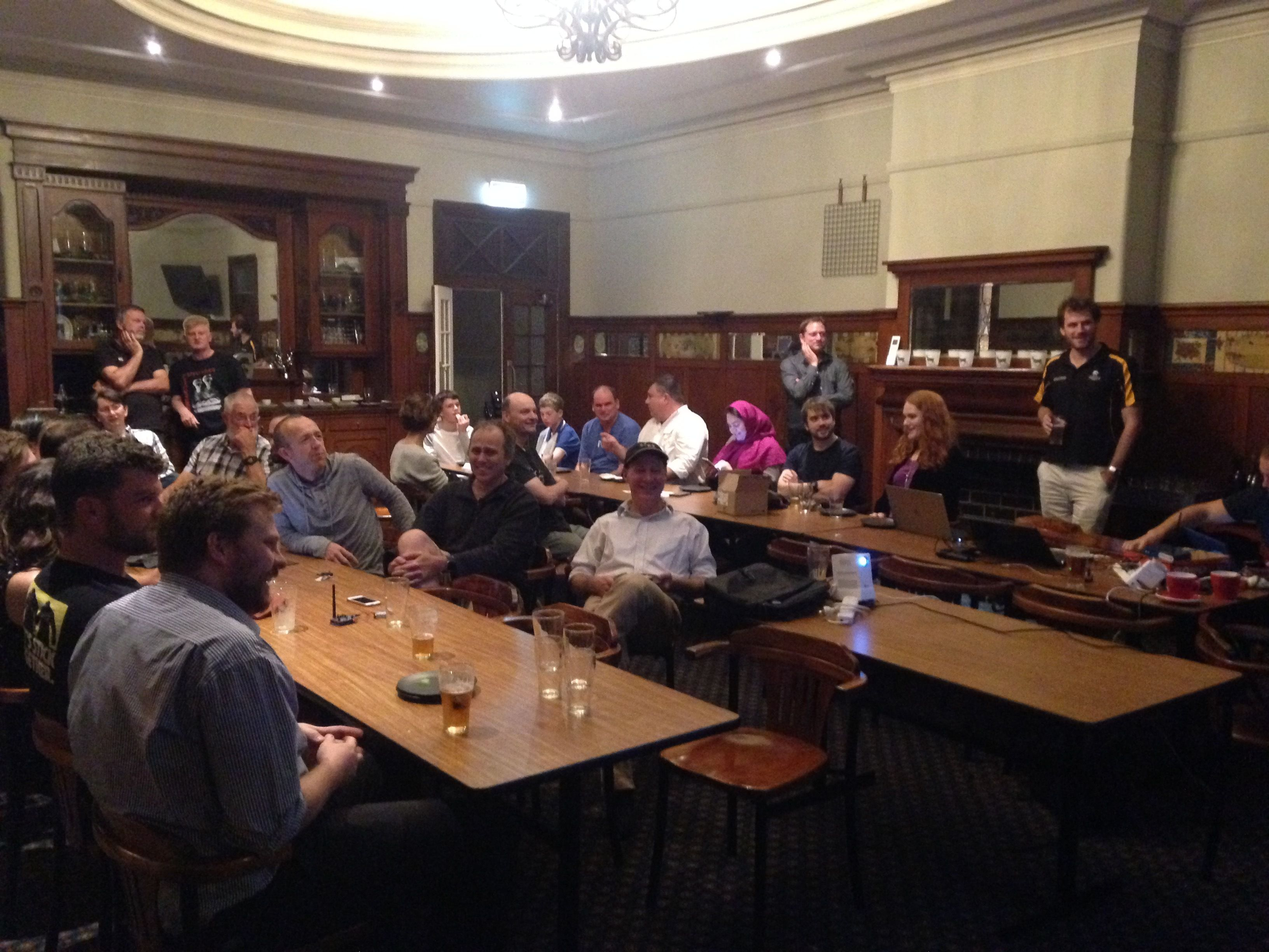 Newcastle IoT Pioneers