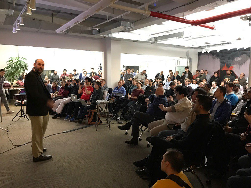 ThoughtWorks Tech Talks NYC