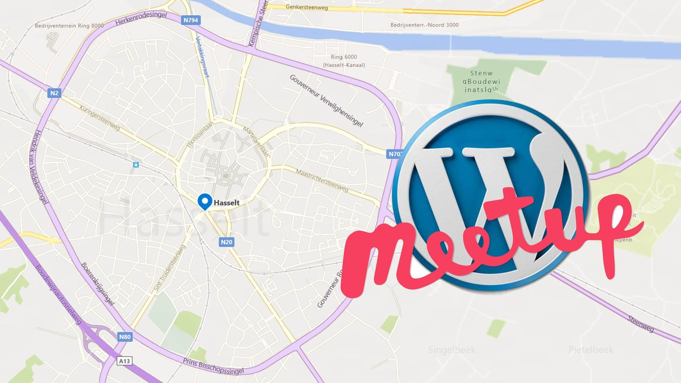 WordPress Hasselt Meetup