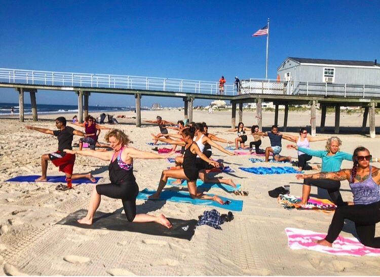 Jersey Shore Yoga