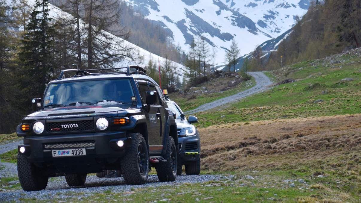Let's Drive - Adventure & Recreation