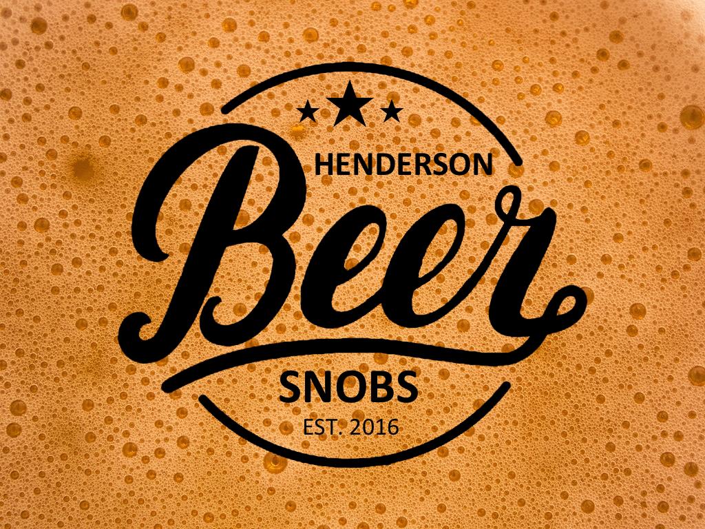 Henderson Beer Snobs