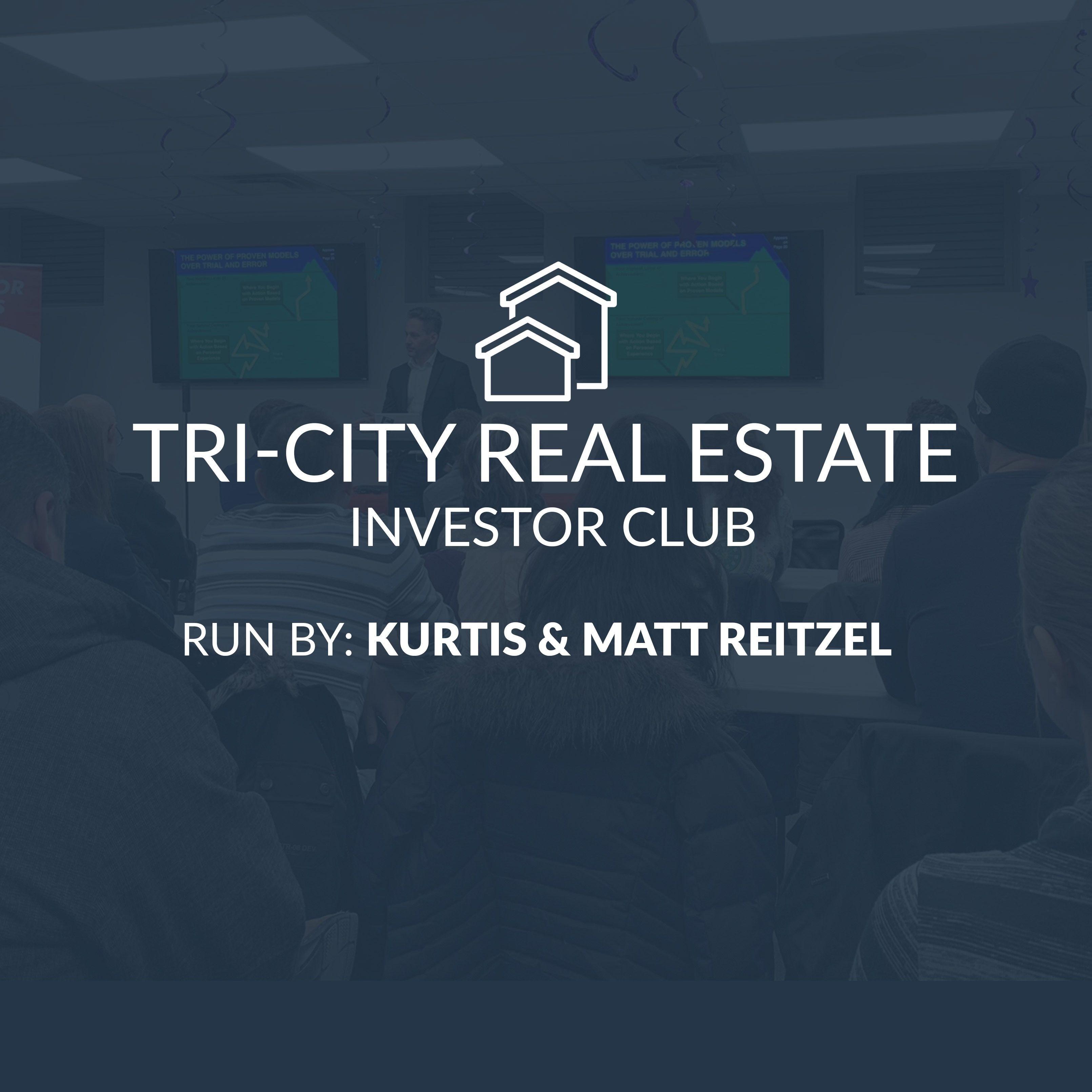 Tri-City Real Estate Investor Club