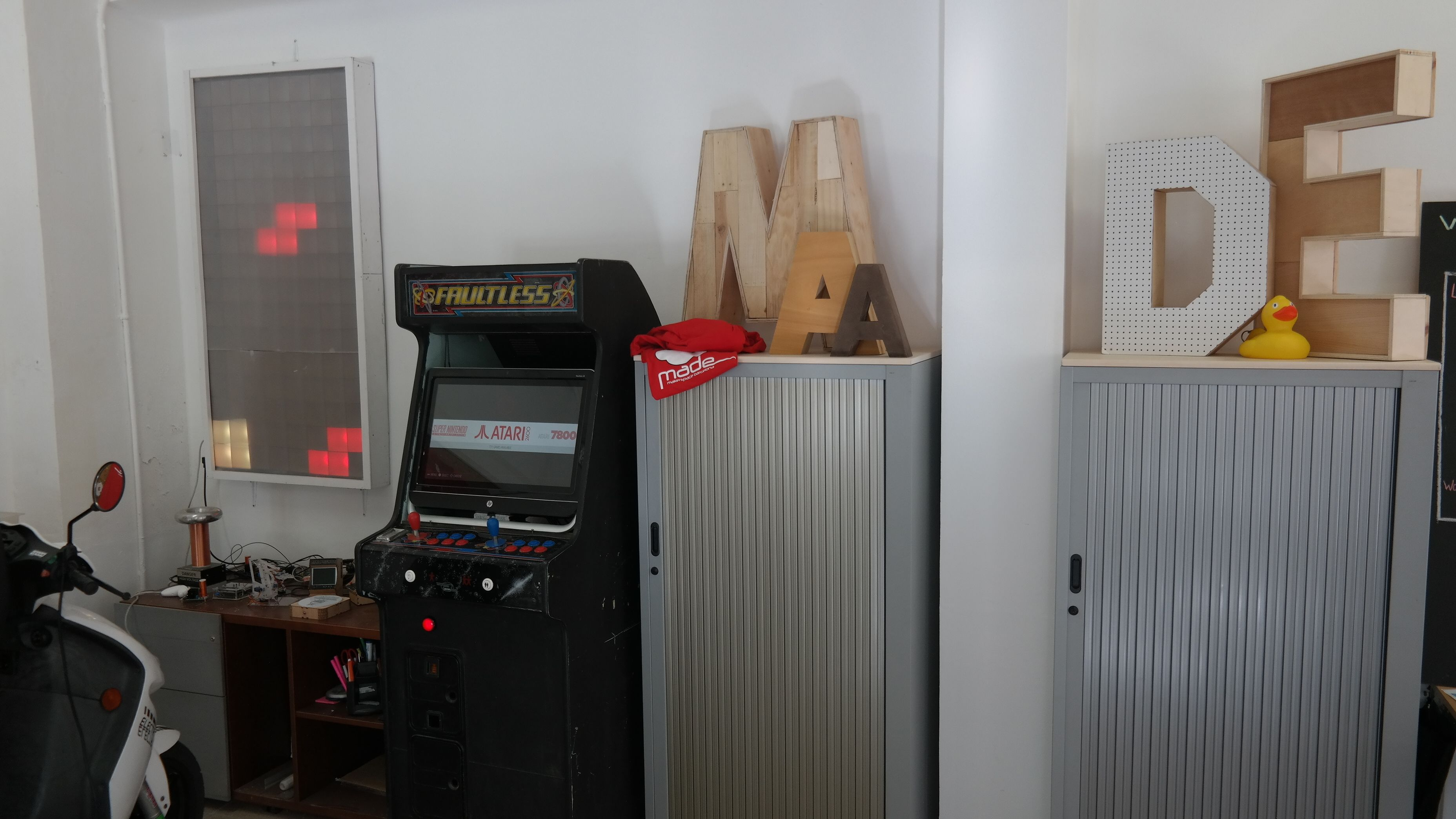 MADE Makerspace Barcelona