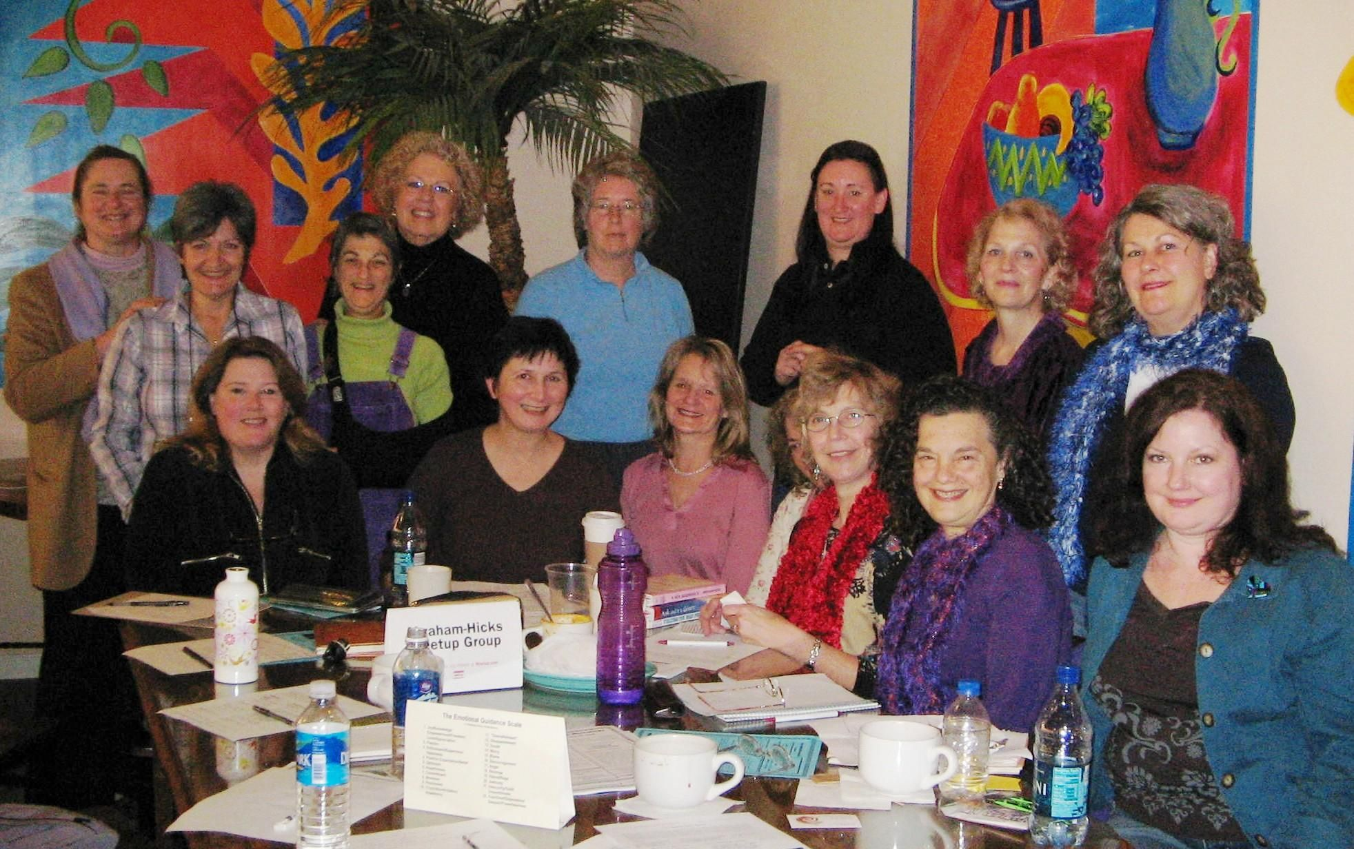 Charlottesville Abraham Hicks Meetup Group