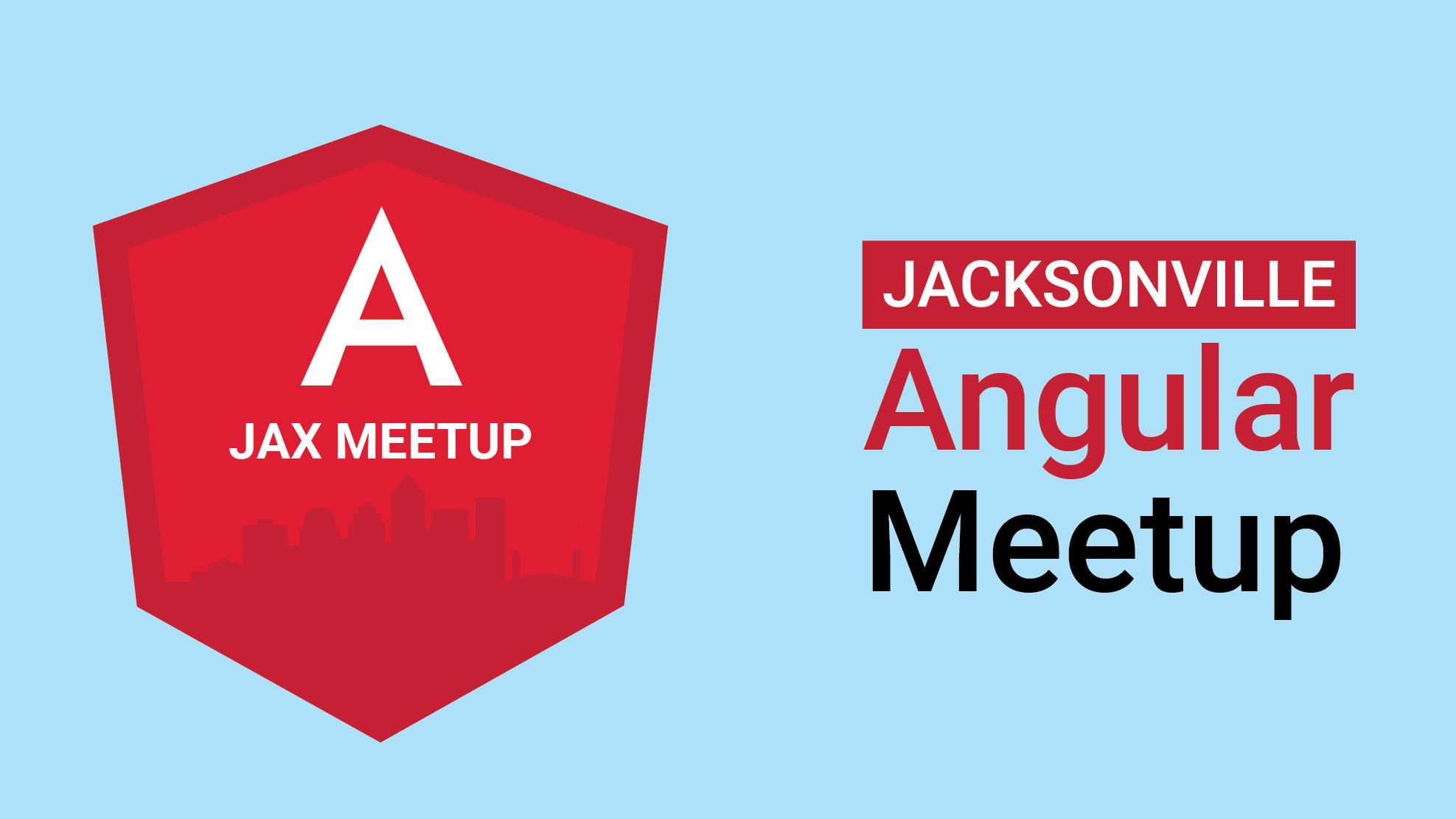Angular Jax Meetup Group