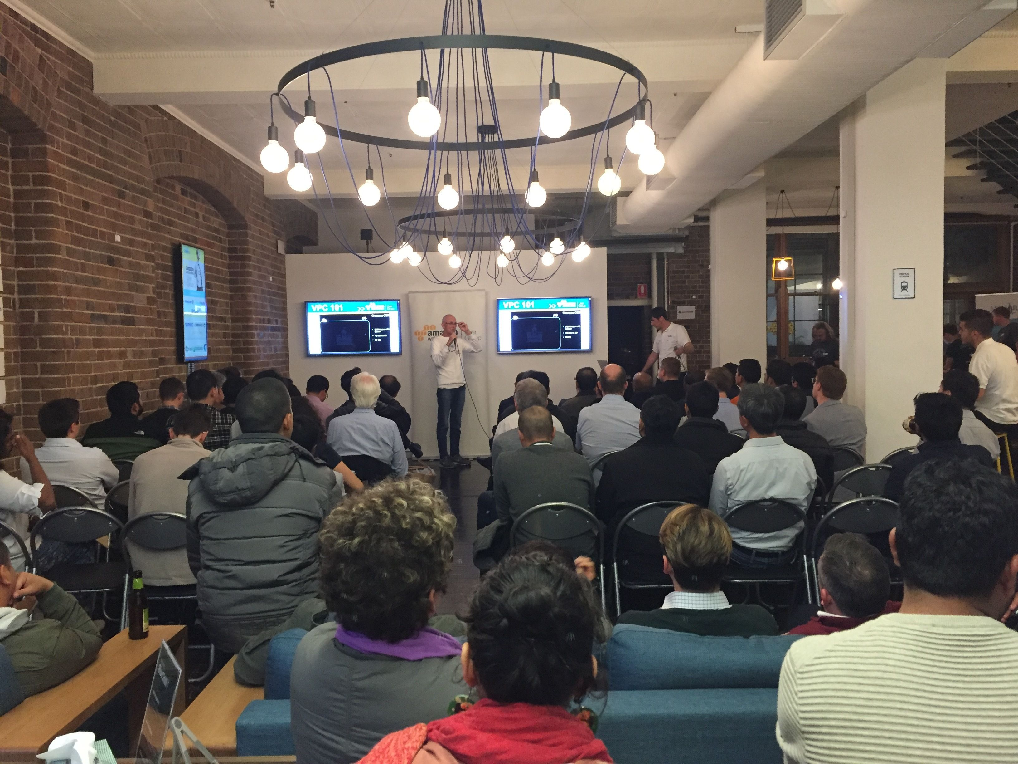 Amazon Web Services - Sydney User Group