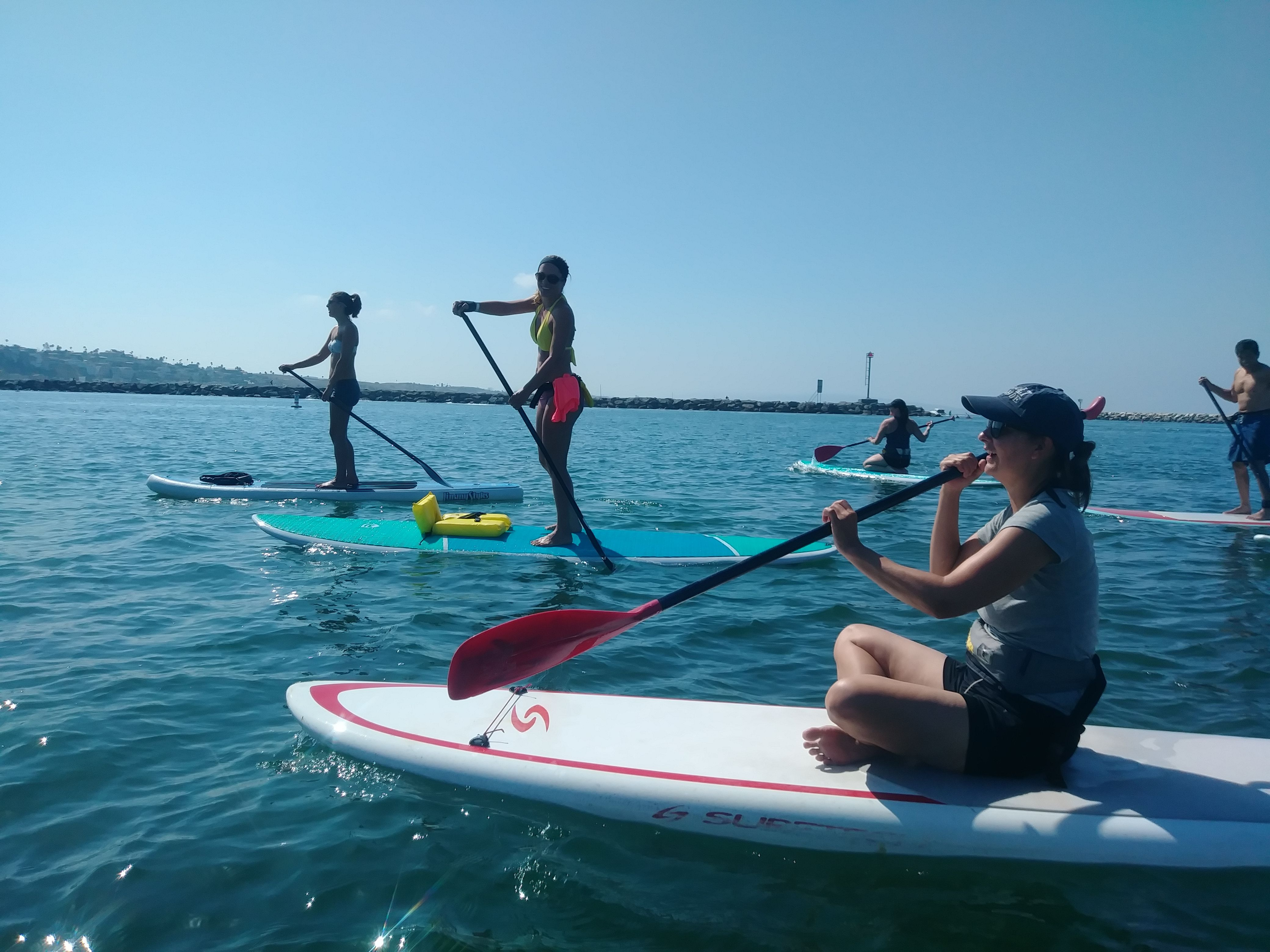 The Kayak Club! (Stand Up Paddle Board Too!)