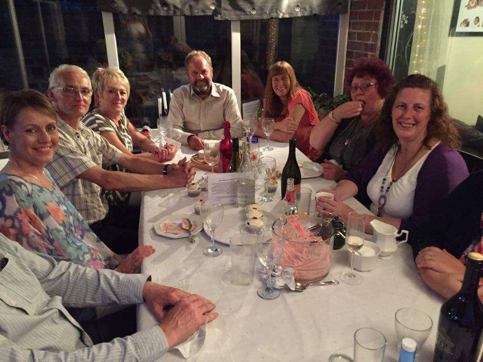 Lancashire Supper Club - Dinner@marias - WeFiFo