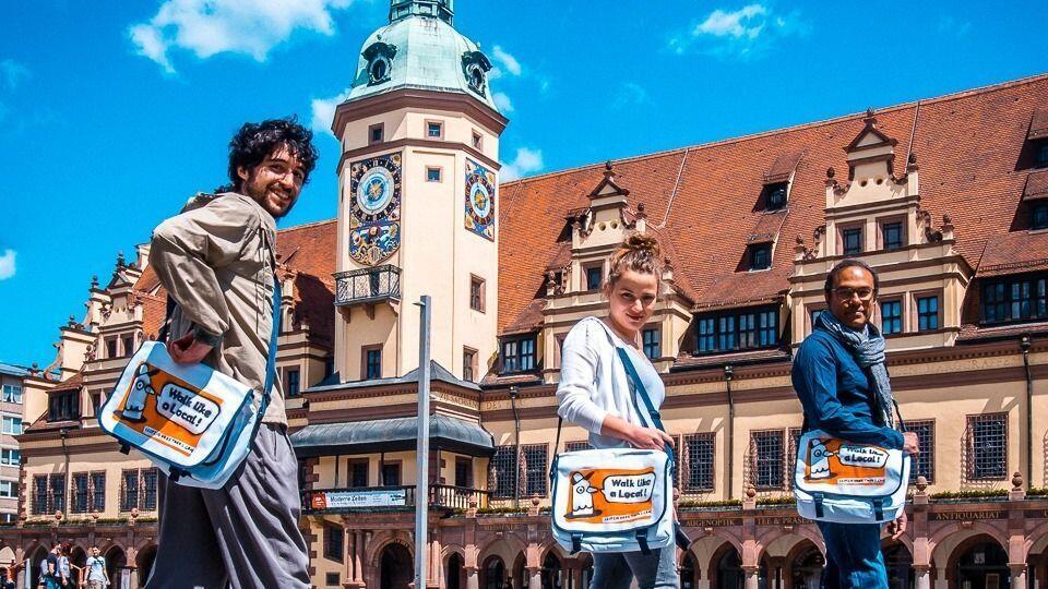 Free Walking Tour Leipzig English