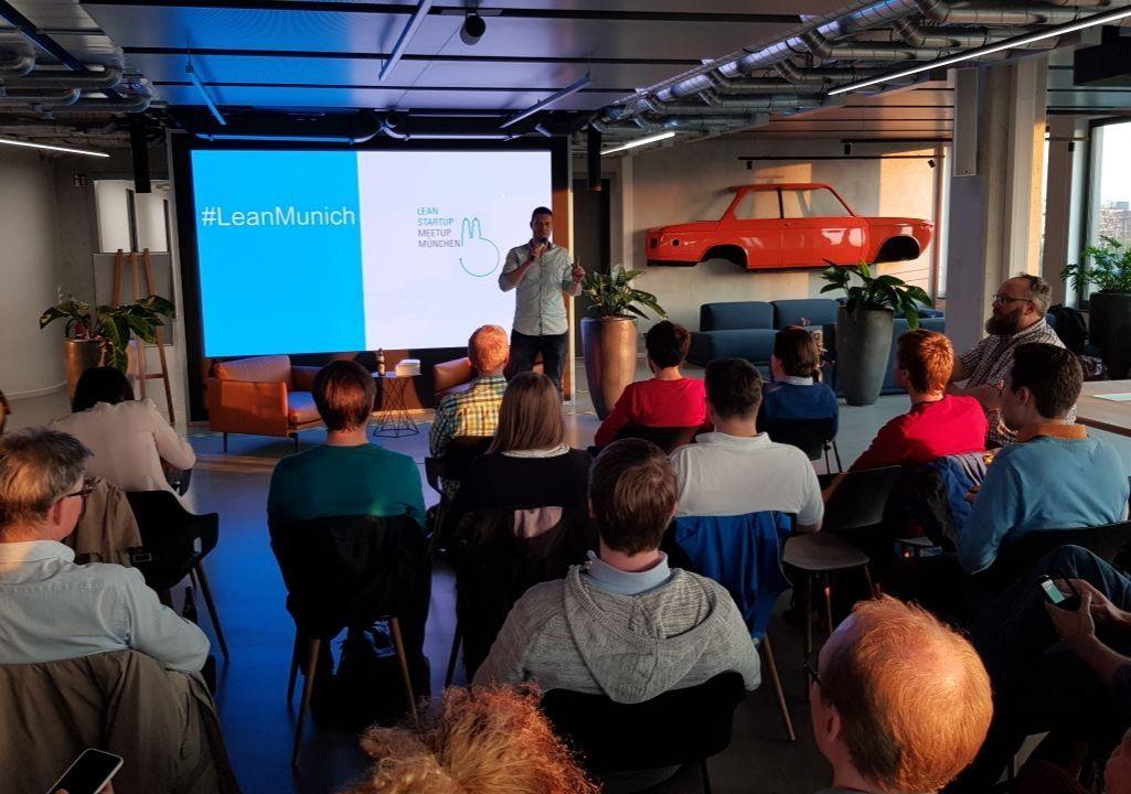 Lean Startup München (Munich)