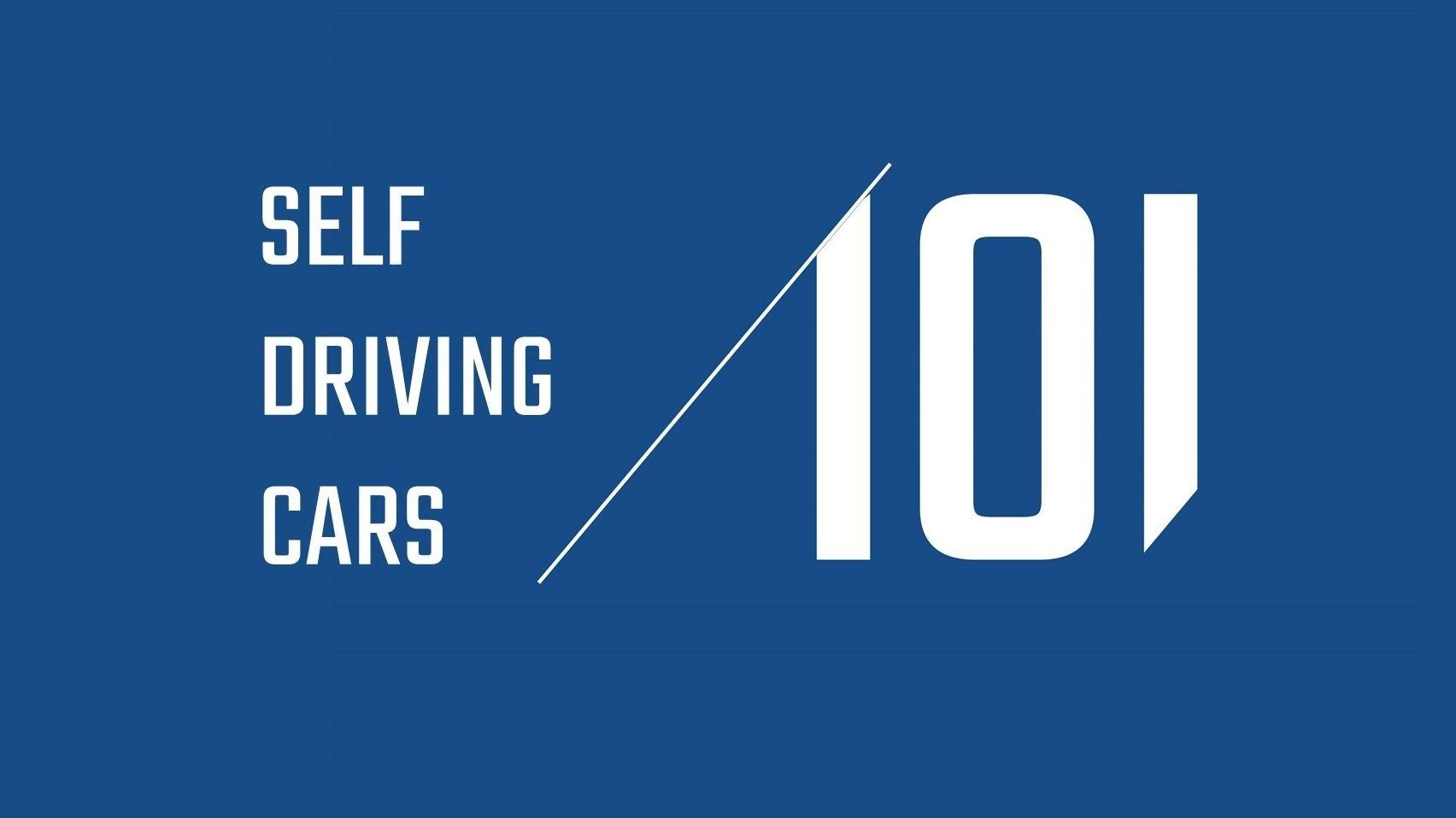 SF Self Driving Cars 101