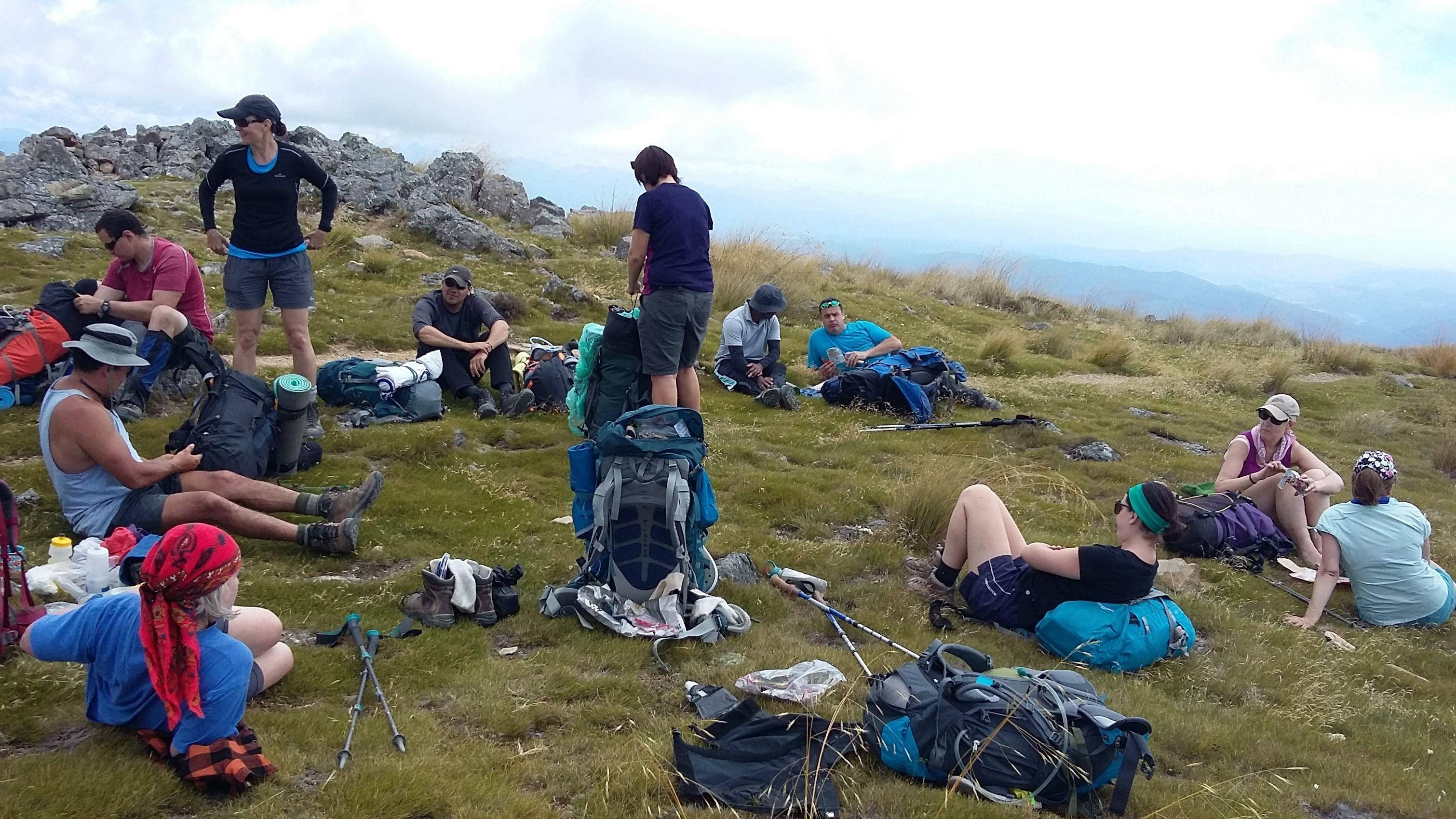 The Wellington Tramping Group