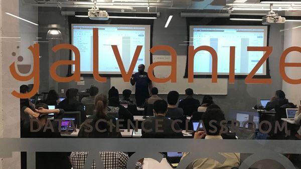 Galvanize NYC: Data Analyst Training Accelerator Info
