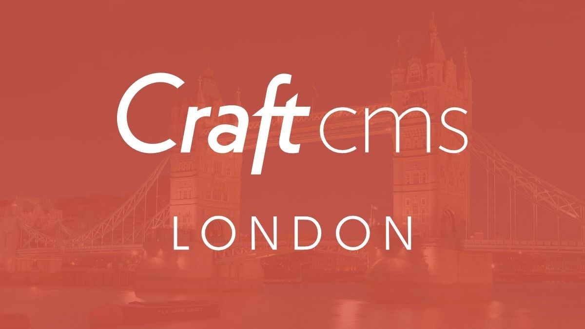 London Craft CMS Meetup