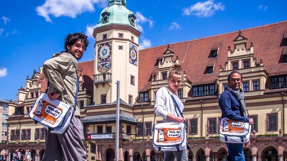 Free Walking Tour Leipzig Deutsch