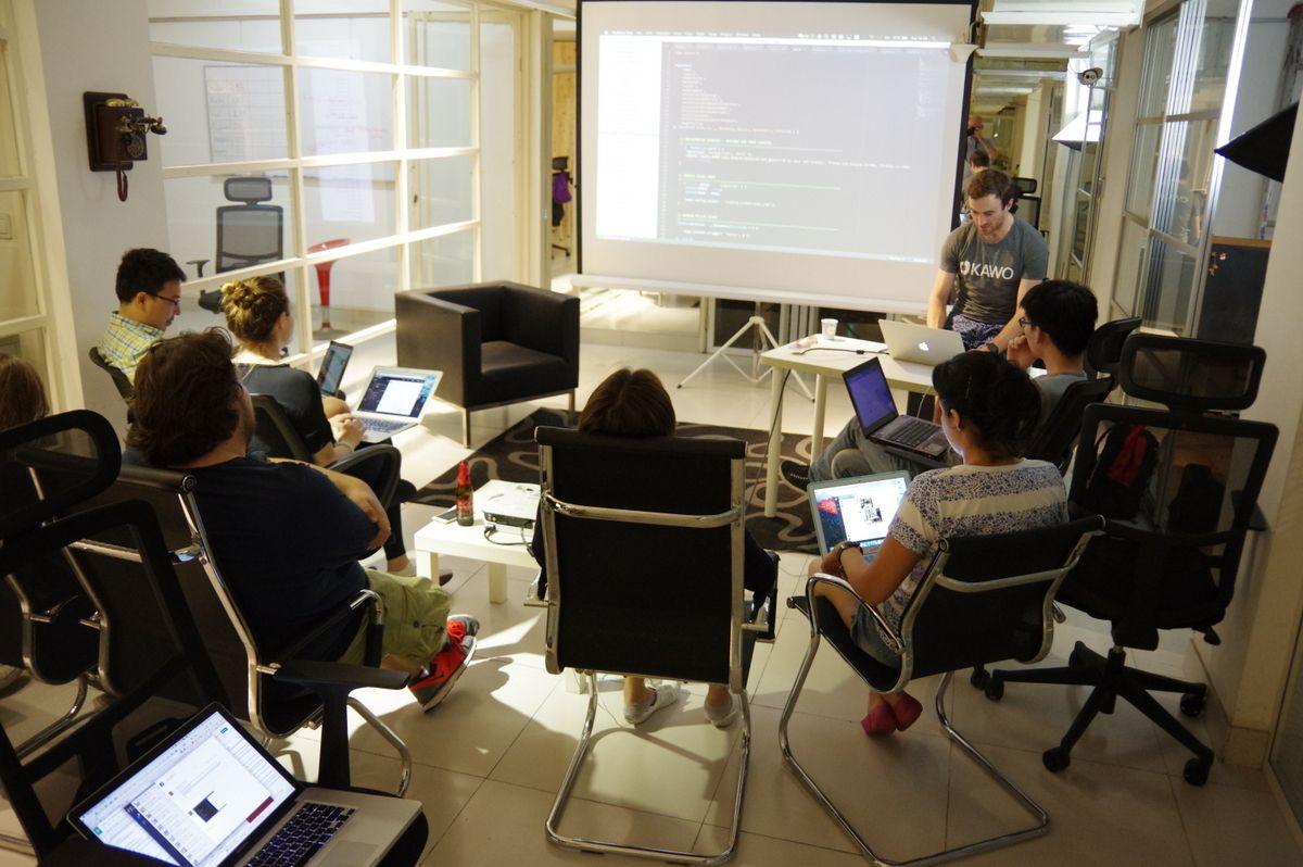 Shanghai Web Dev and Design Club