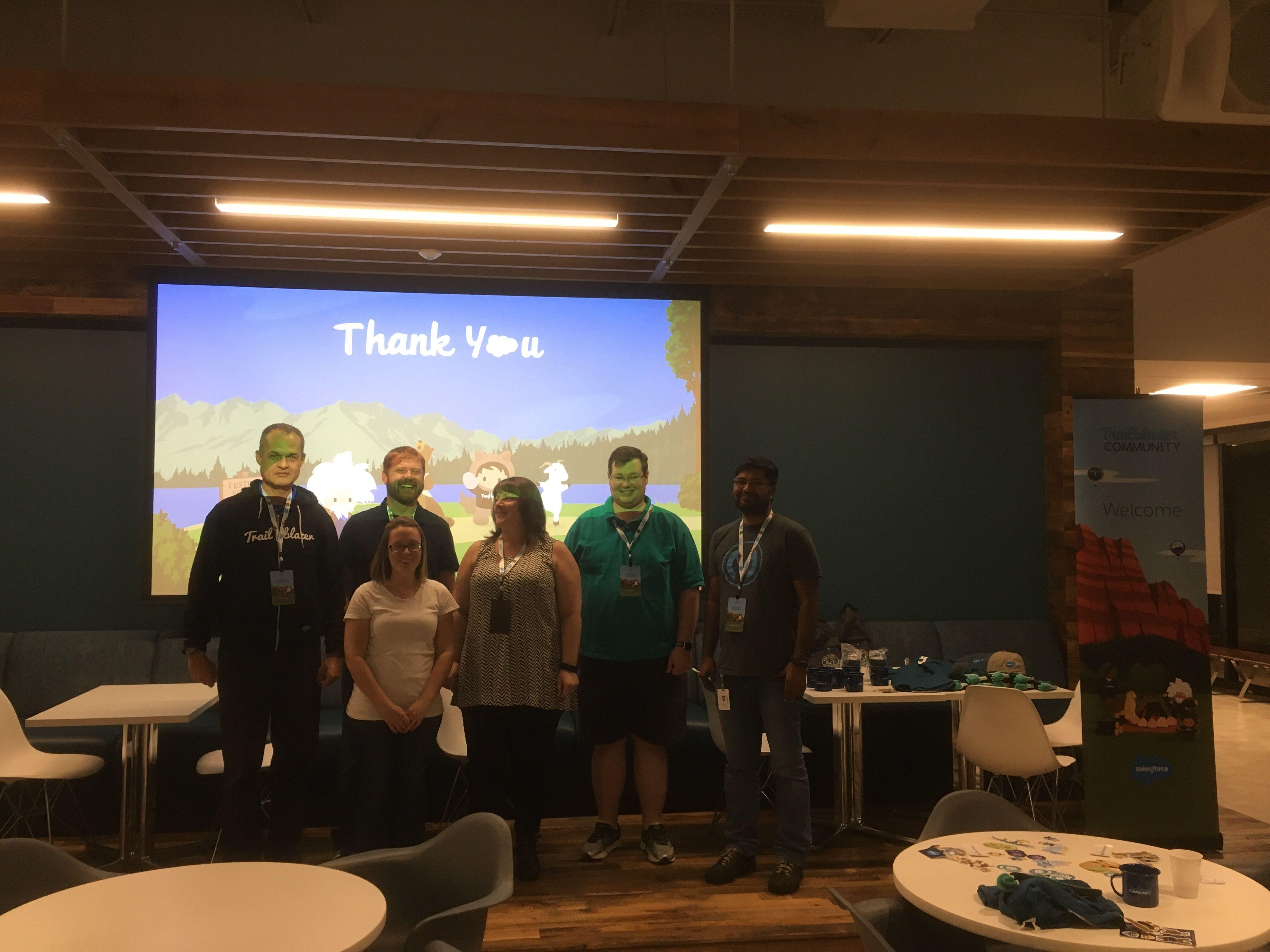 Tampa Bay Salesforce Developer Group
