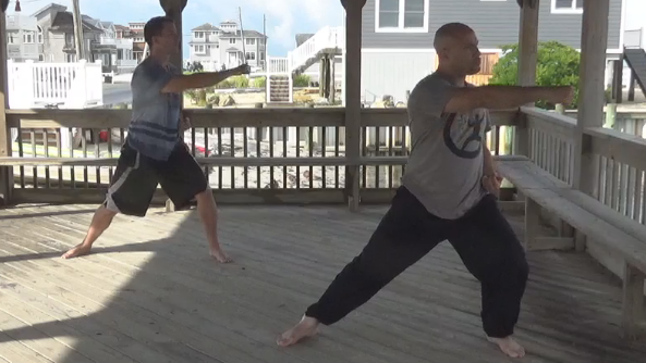 Tai Chi with Marcus