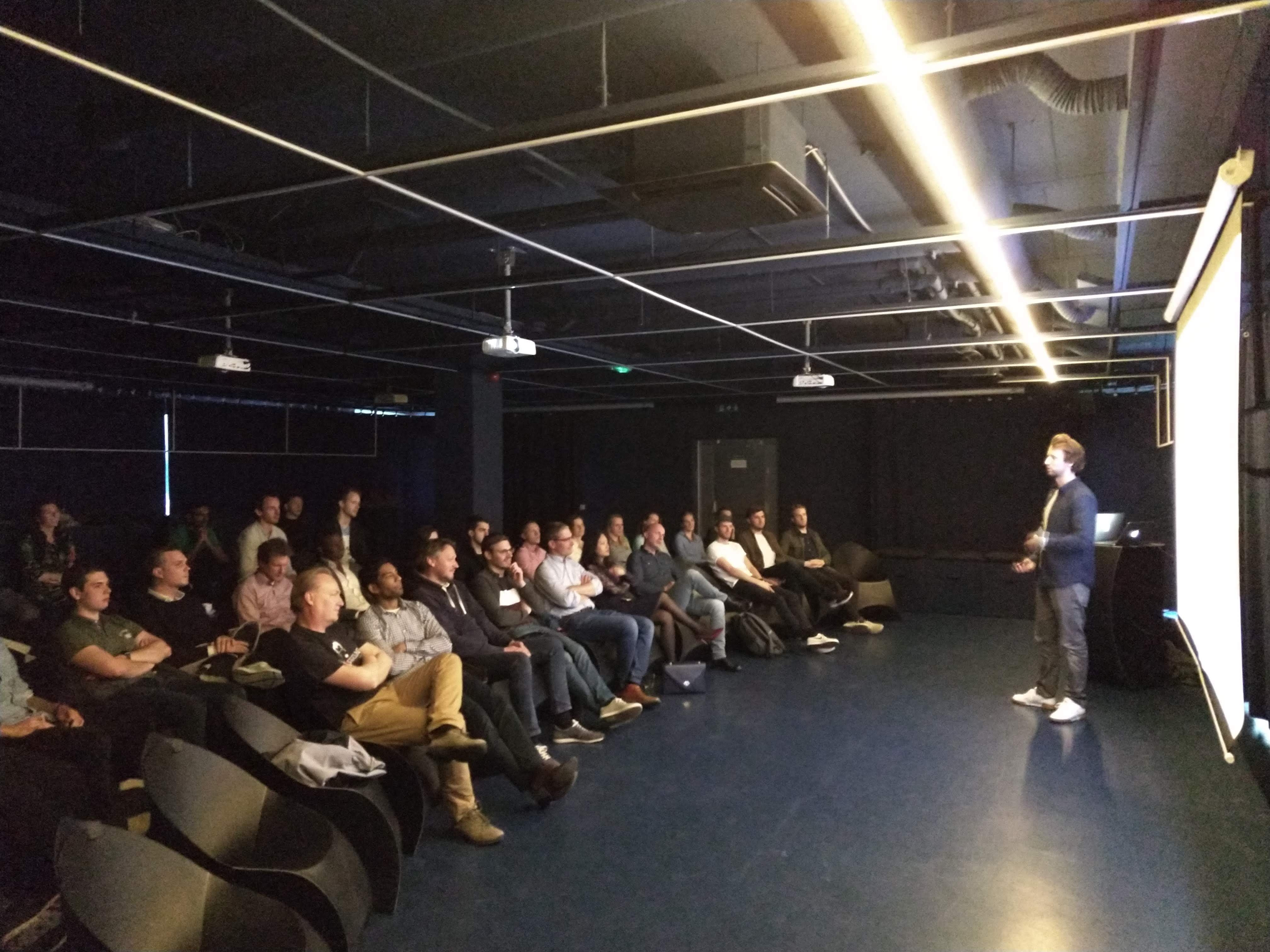 Enter Network: Utrecht Entrepreneurship Meetup