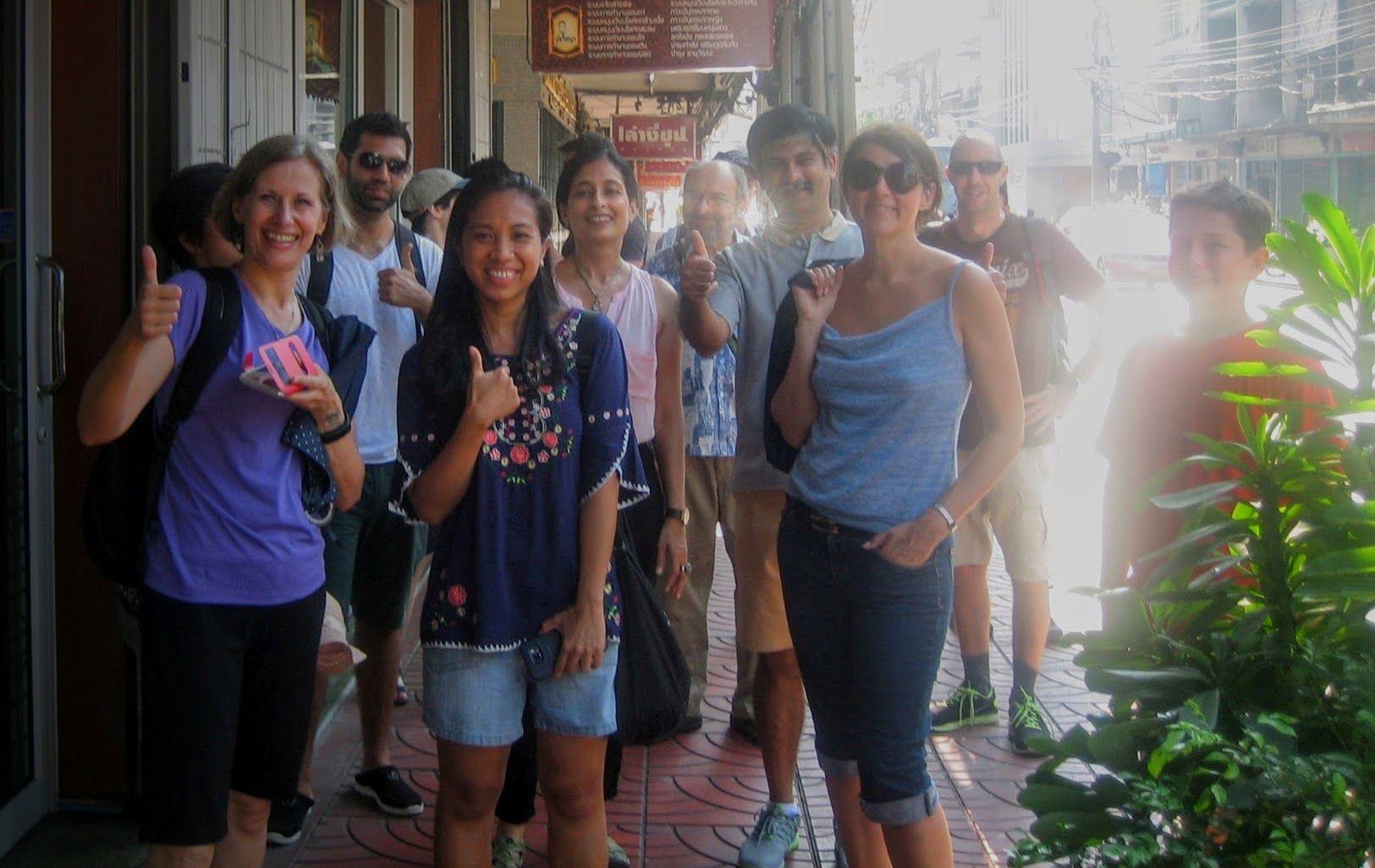 Bangkok Walking Adventures