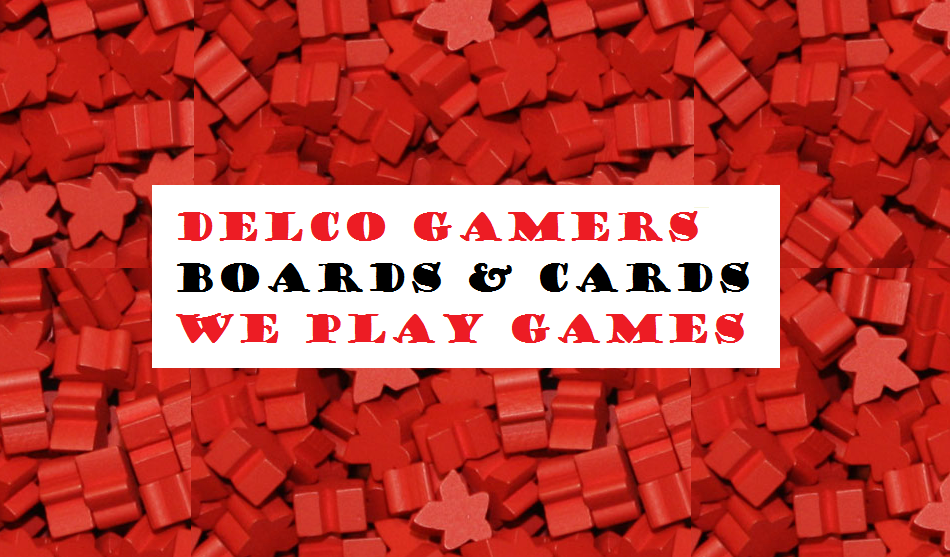 Delaware County Board and Card Gamers