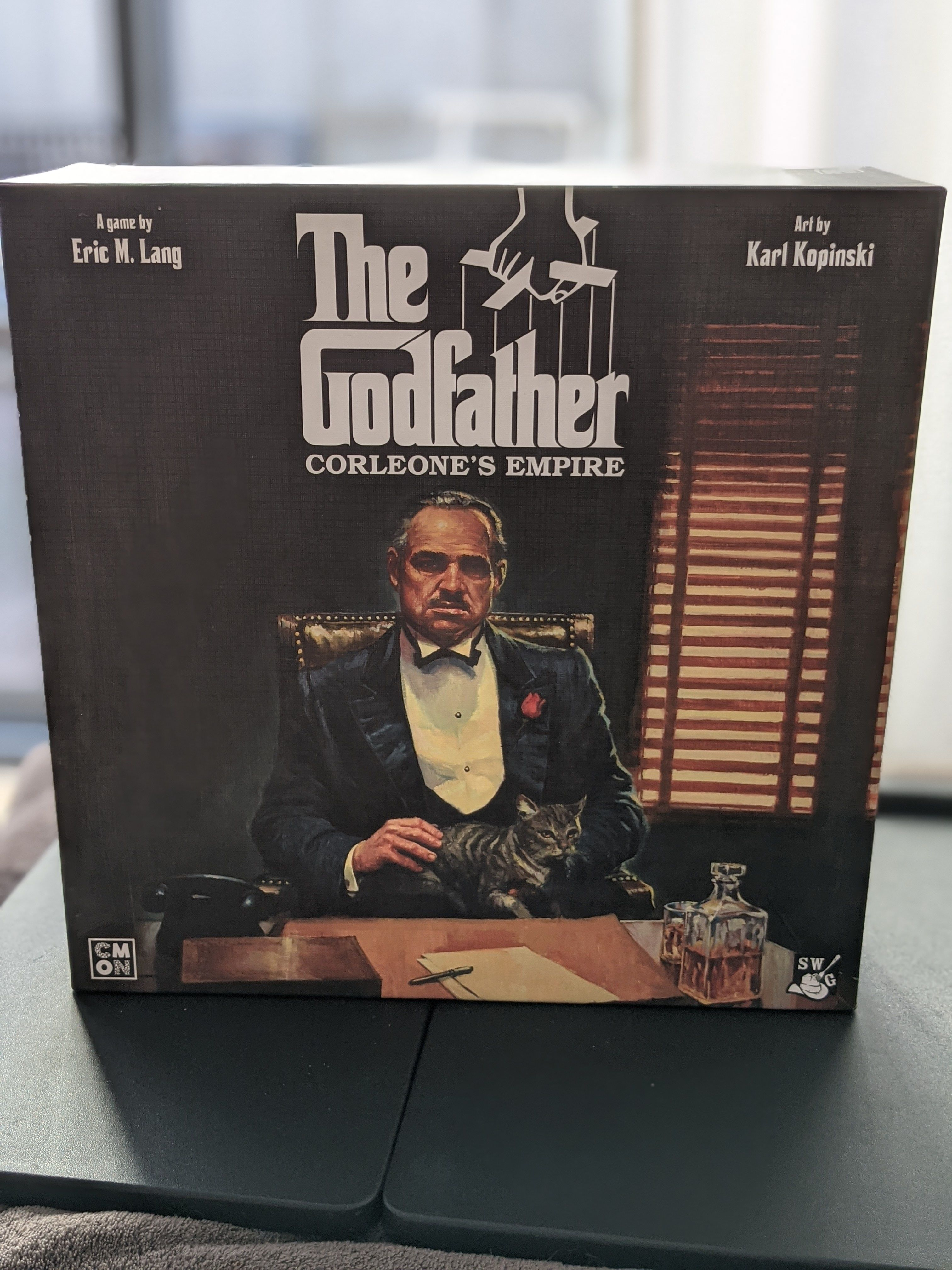 Let's play The Godfather