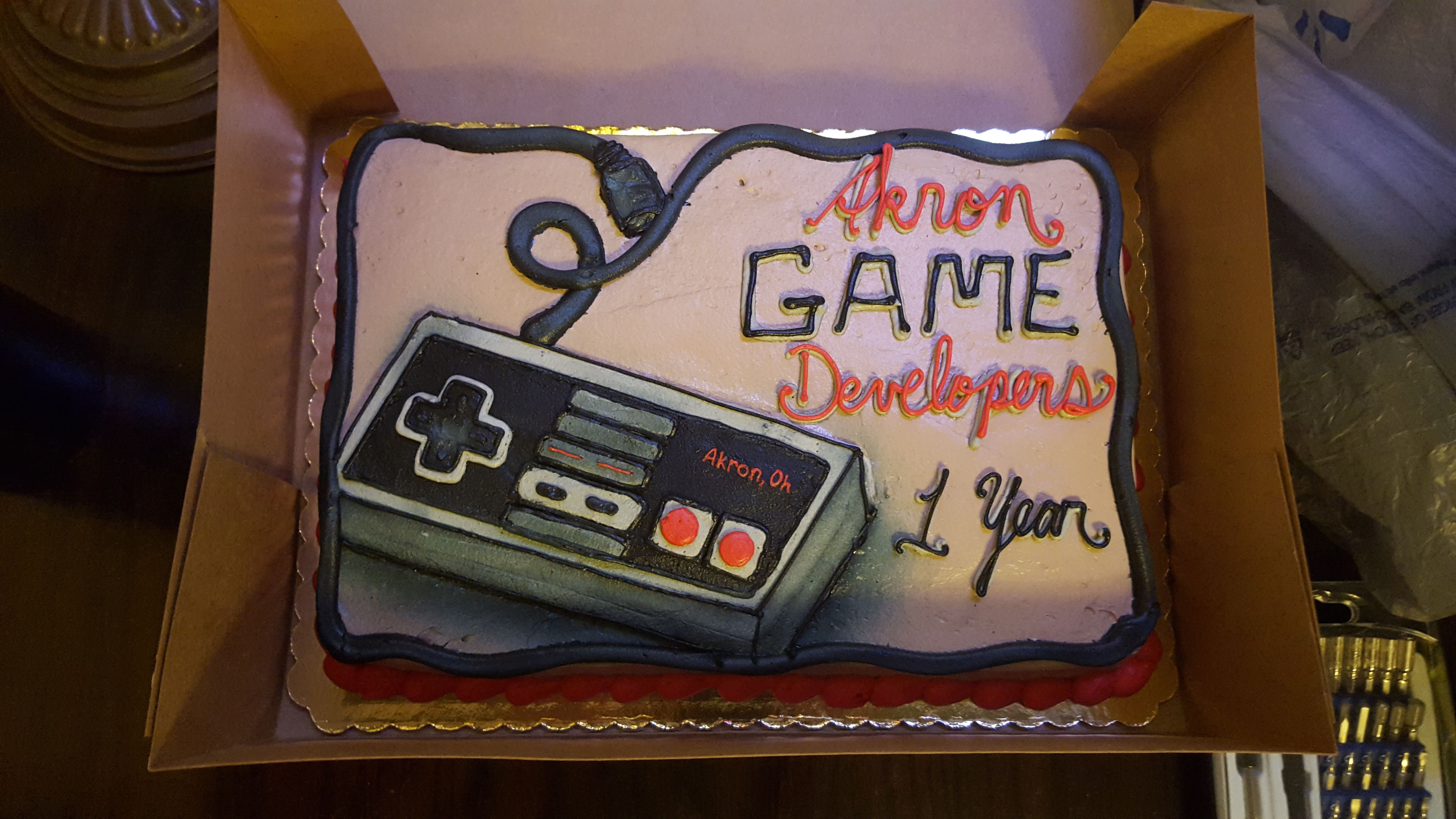 Akron Game Developers