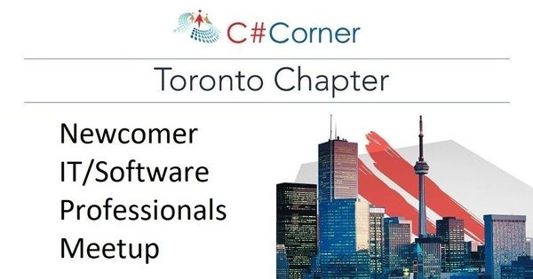 Newcomer IT/Software professionals Meetup