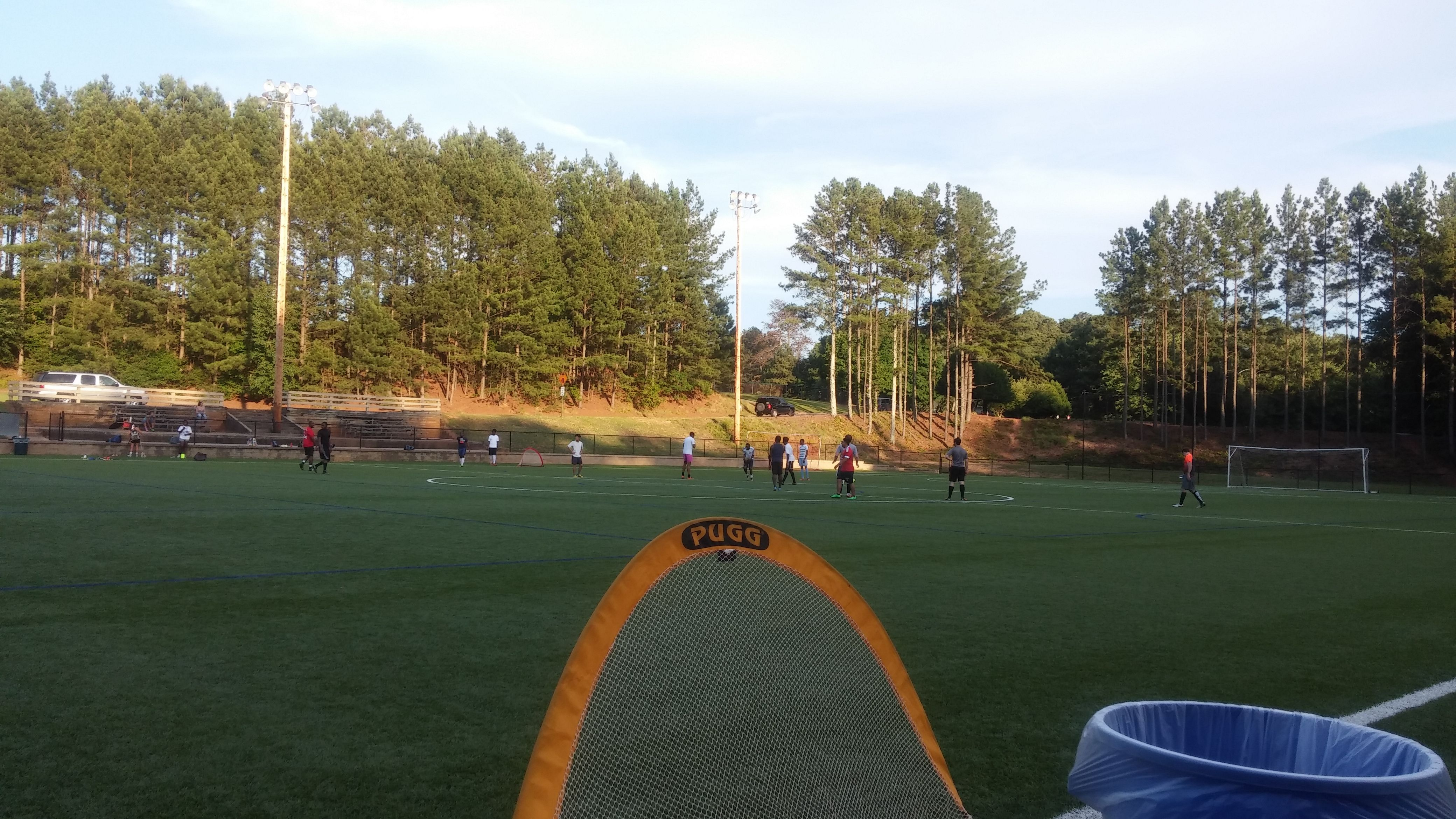 ATL Pick-up Soccer - play for fun