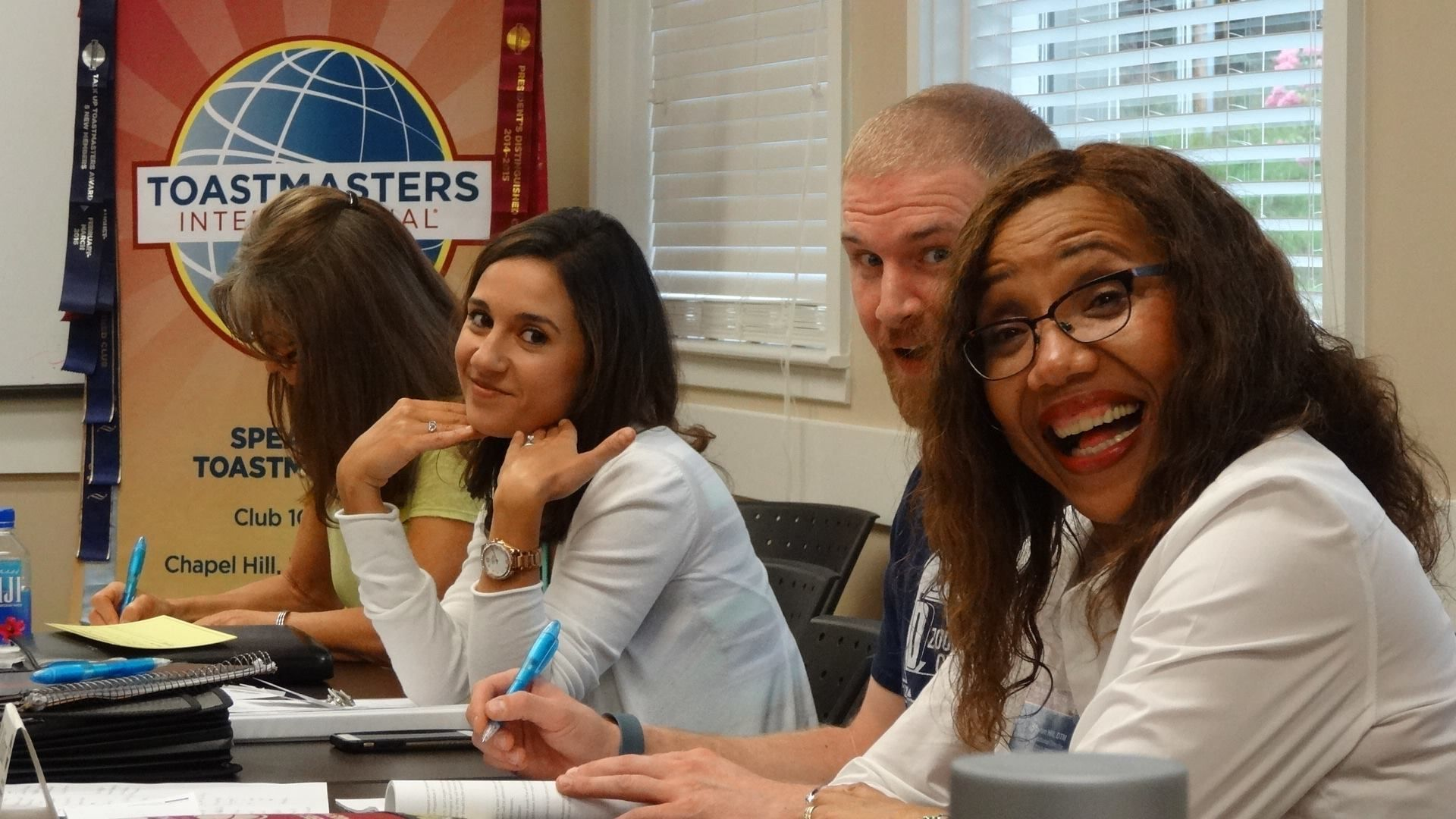 Speak Up! Toastmasters - Public Speaking & Leadership