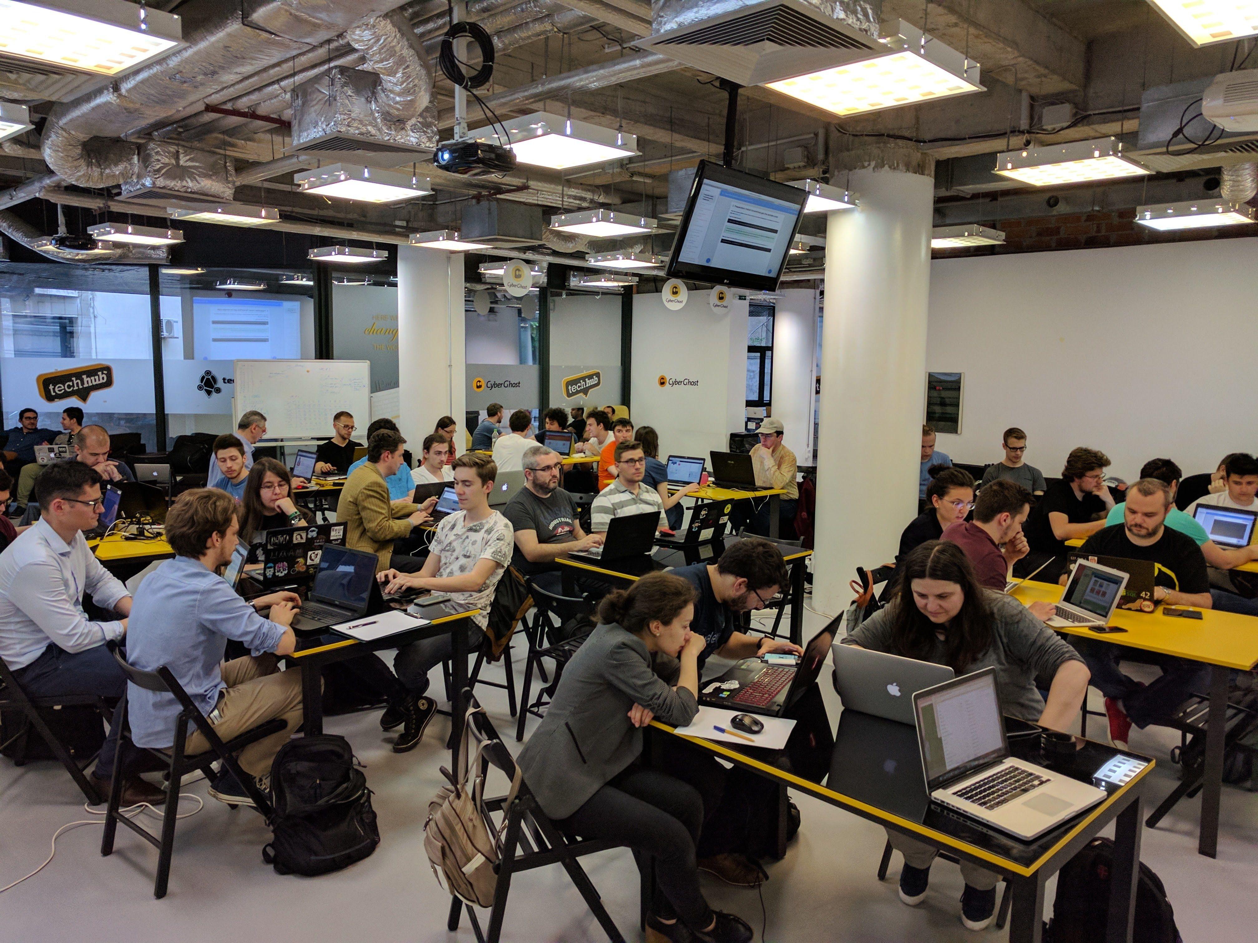 Google Developer Group Bucharest