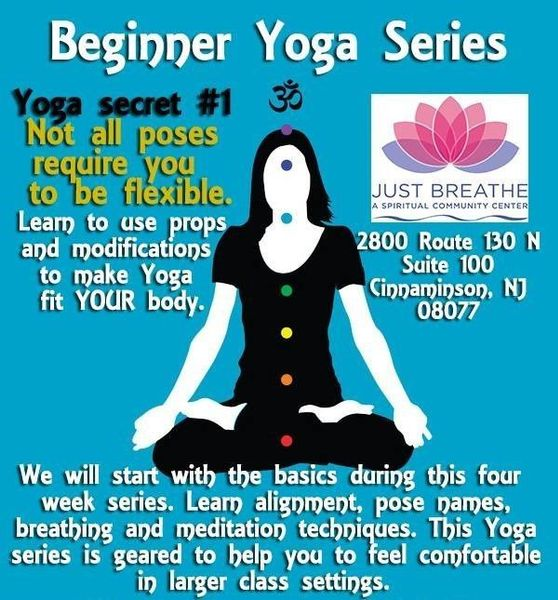 Beginner Yoga Series with Stacey | Meetup