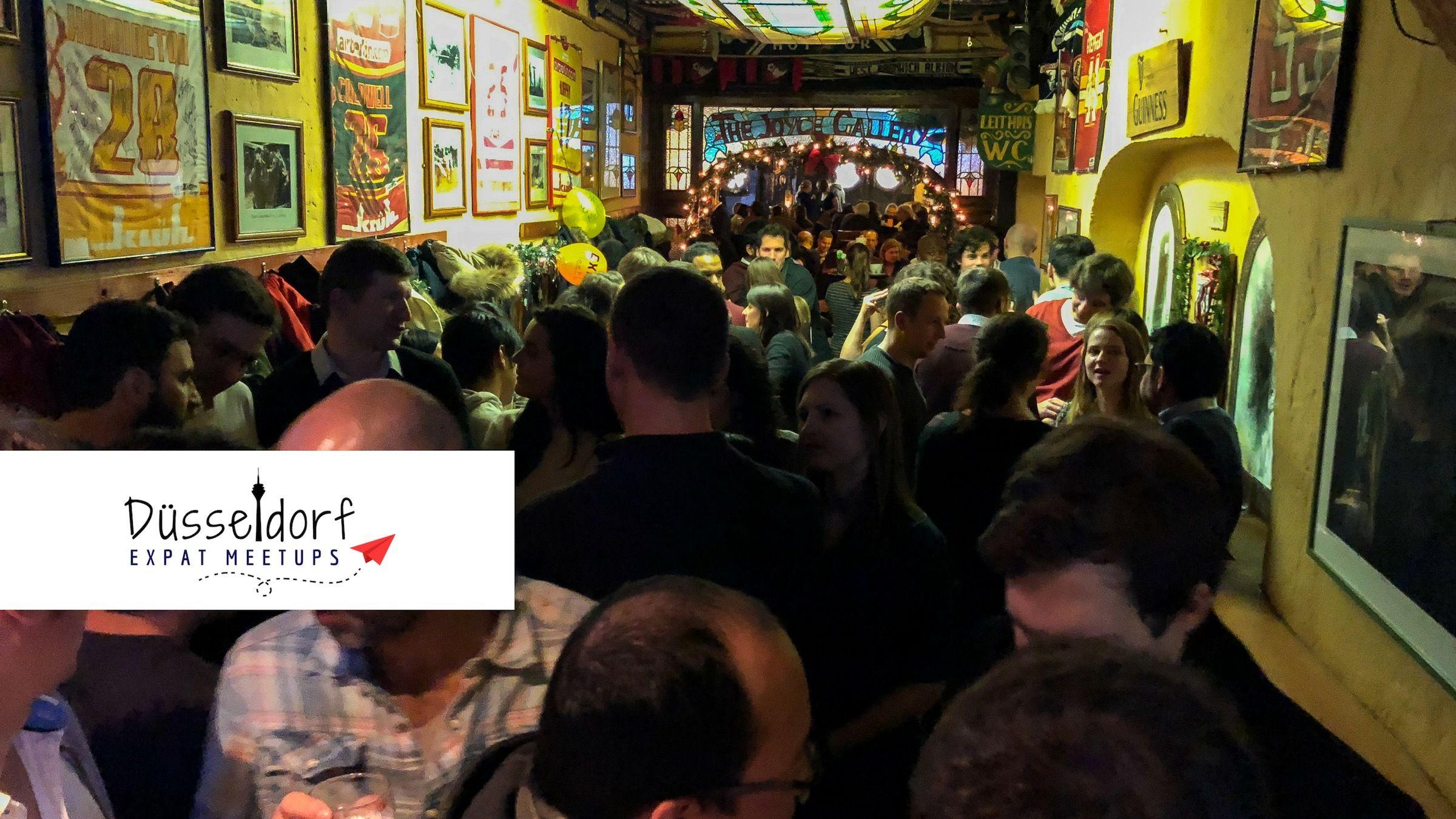 The Düsseldorf Expat Meetup @ Fatty's Irish Pub