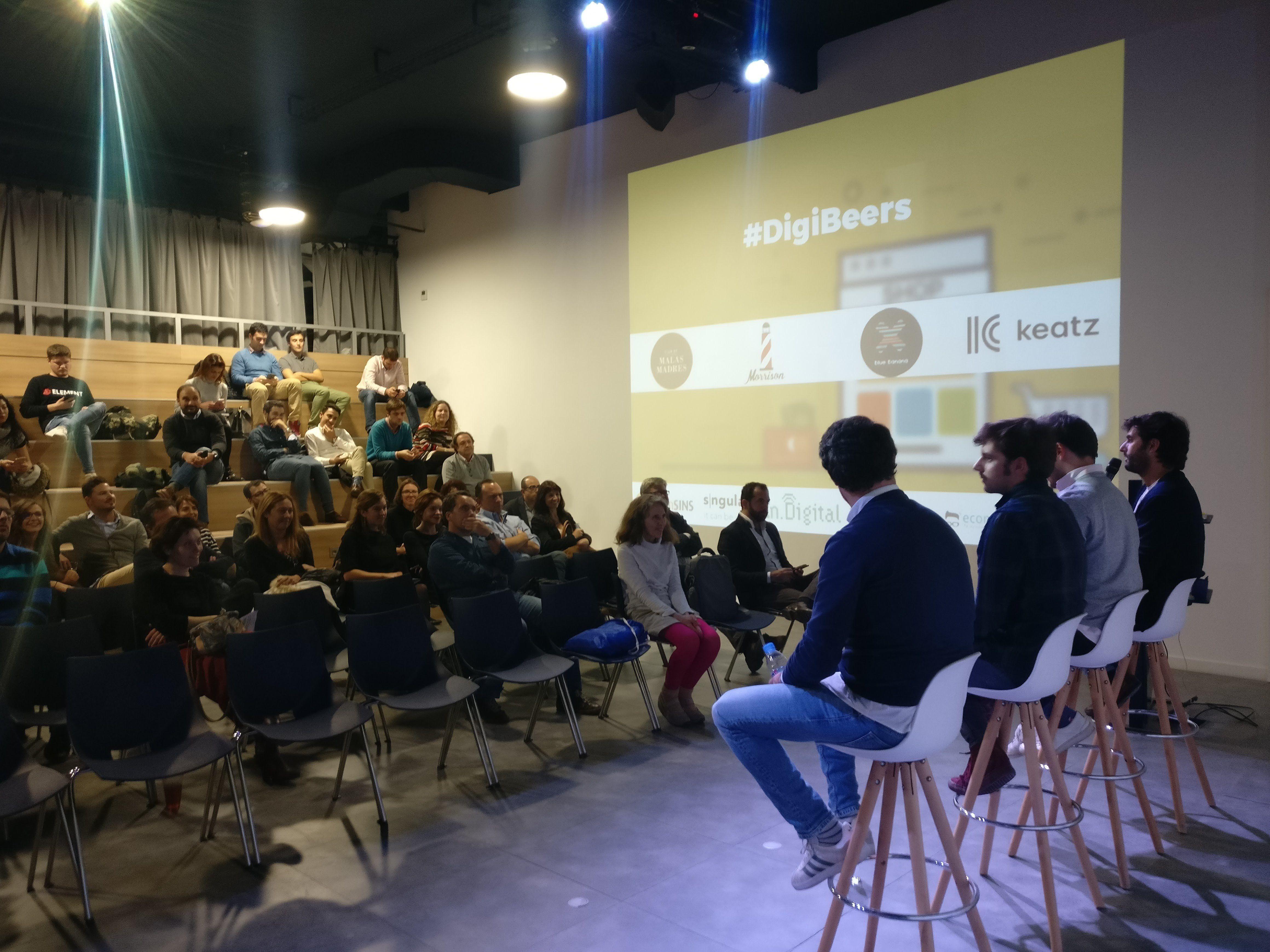 Digital&Beers Madrid