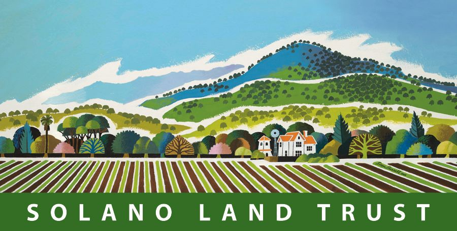 Solano Land Trust Outdoor Adventures Meetup
