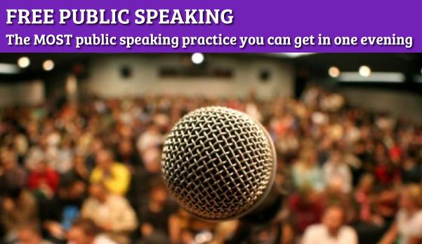 Public Speaking Group Sydney