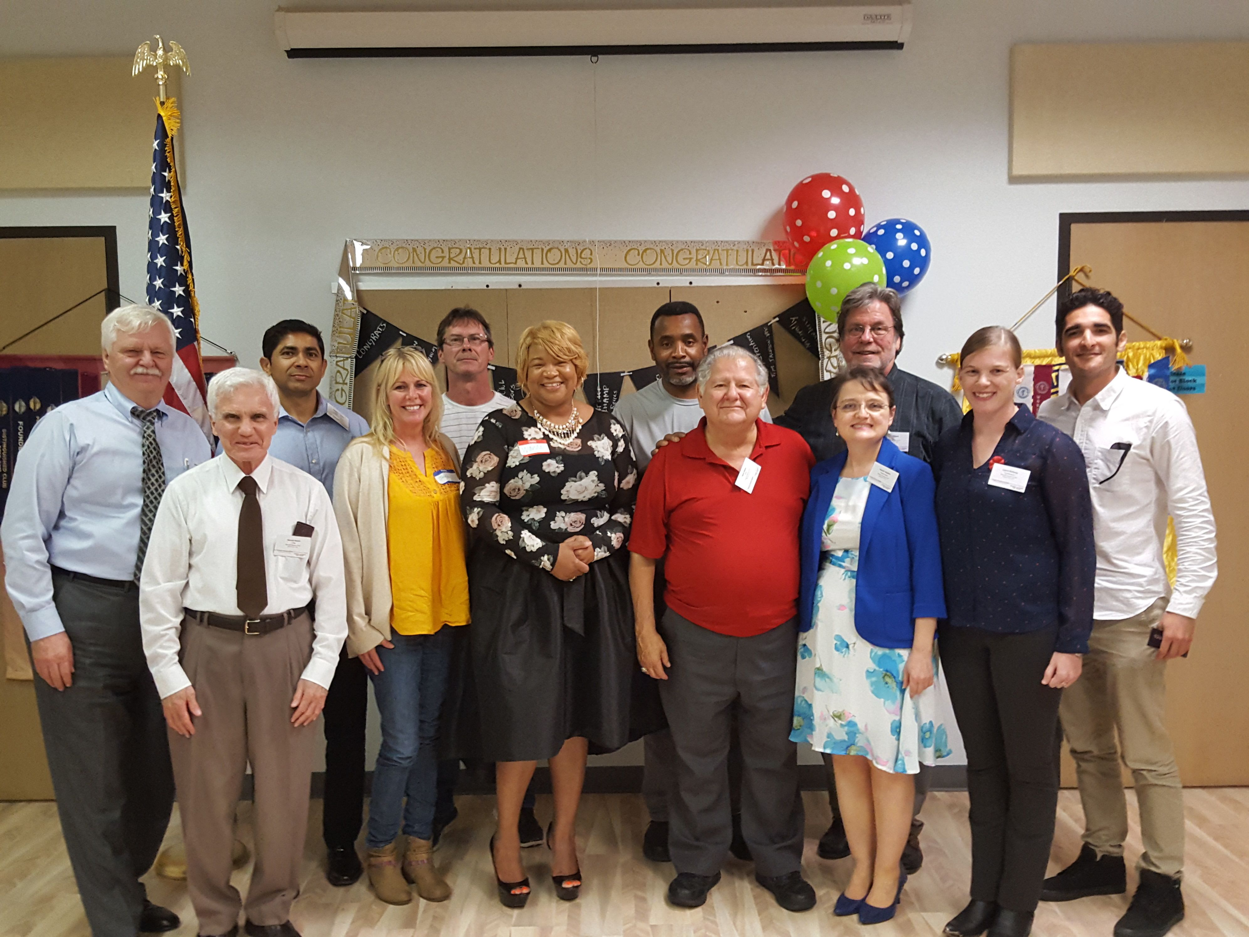 Naturally N'Awlins Toastmasters Club